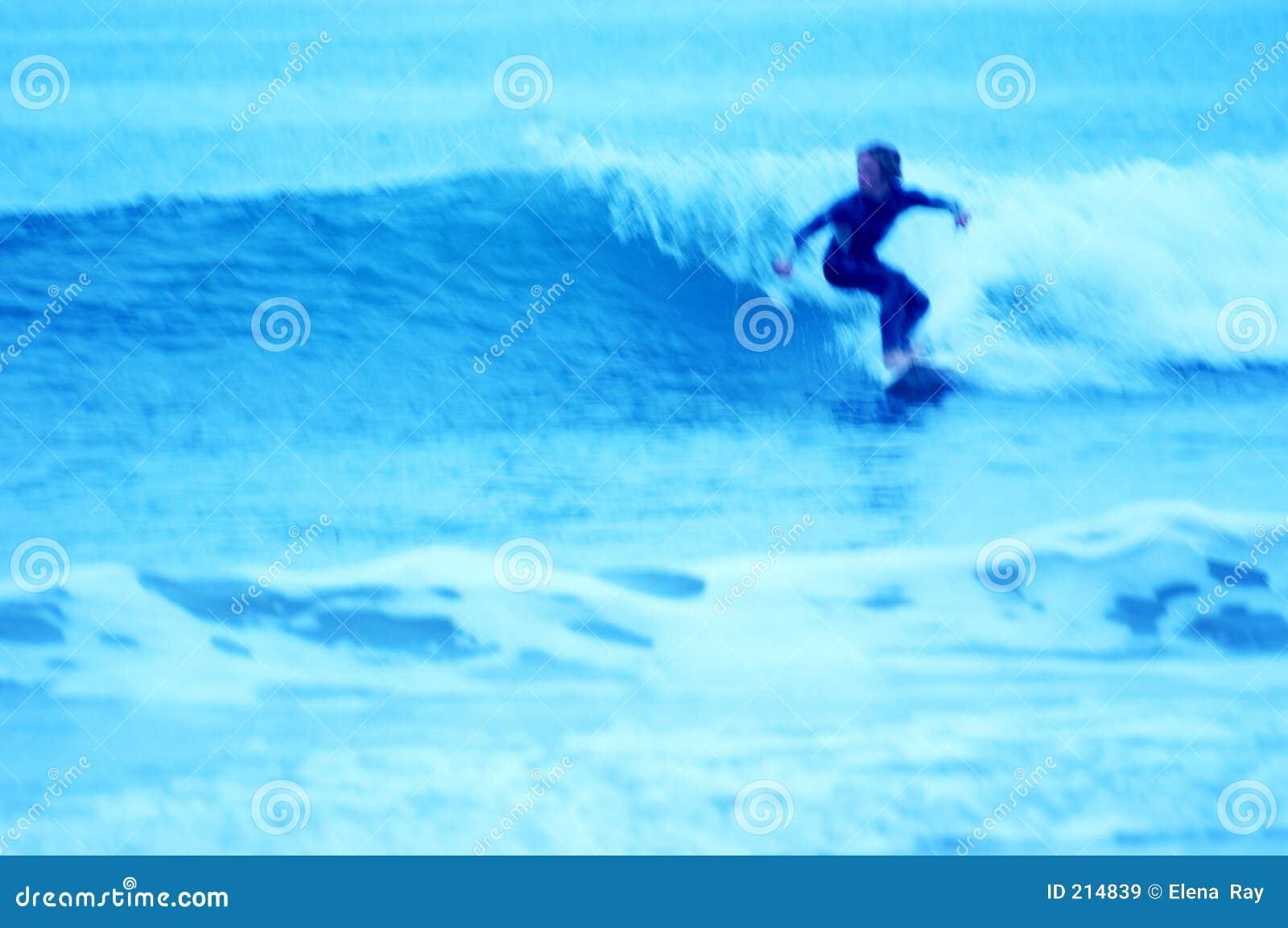 Surfista blu 1