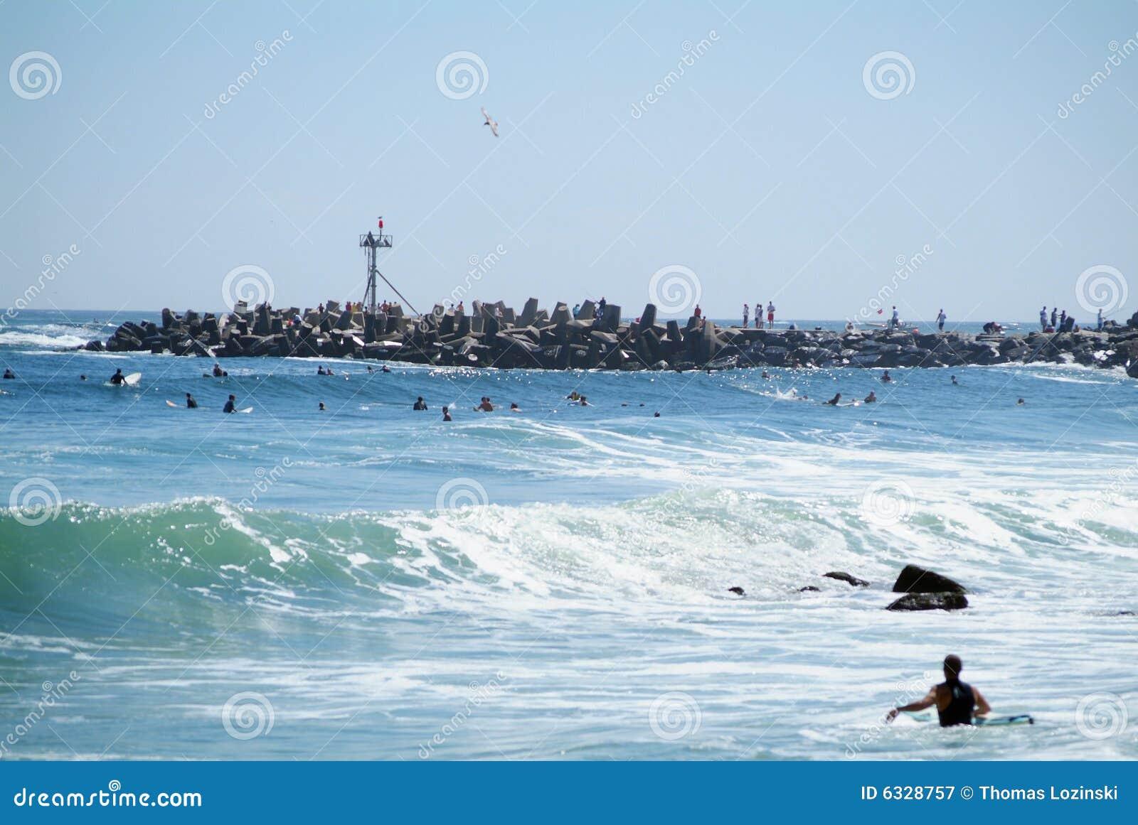Surfistas demais