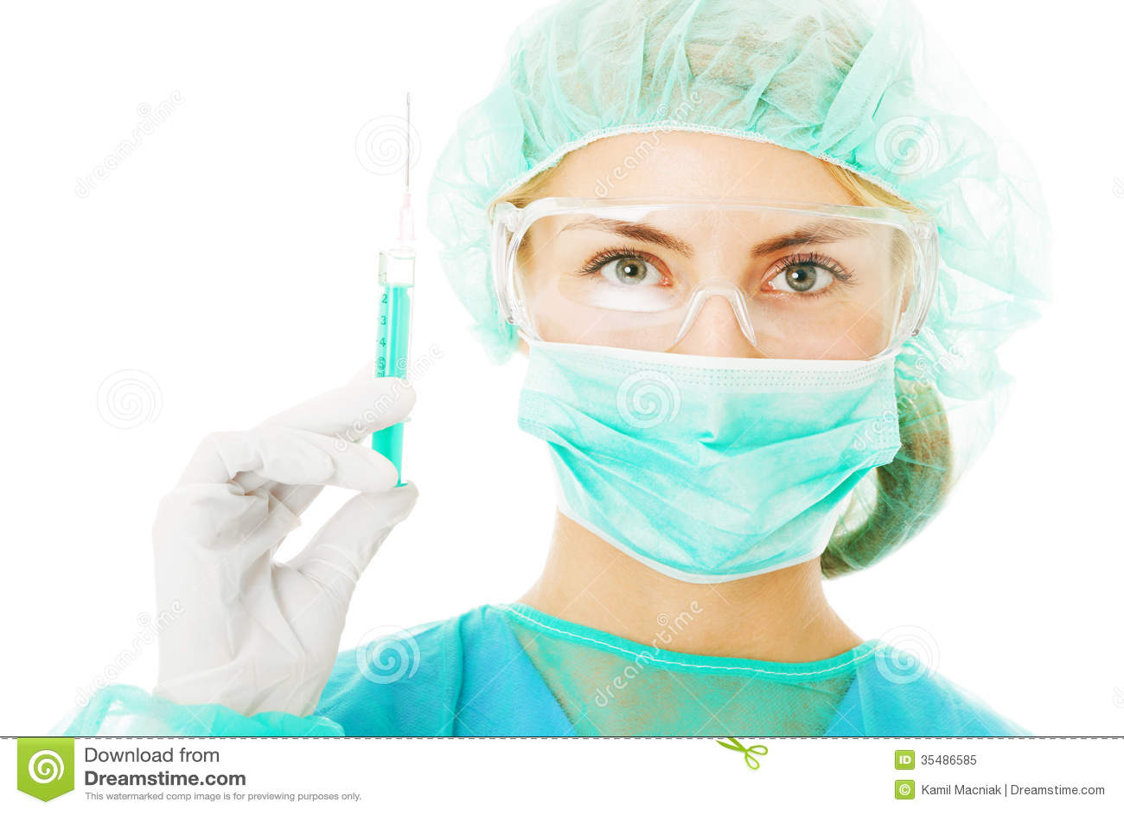 Surgeon Royalty Free Stock Photo - Image: 35486585
