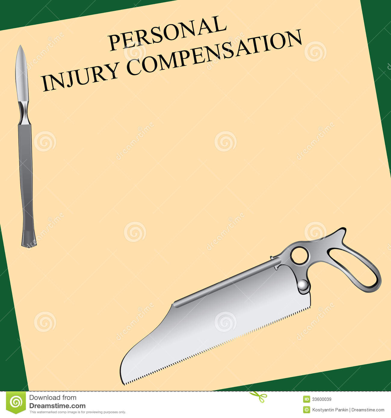 personal injury compensation in relation to If you are considering a personal injury claim outside of your workers' compensation claim, it is in your best interest to contact an attorney to go over the details of your case to make sure you have a valid claim.