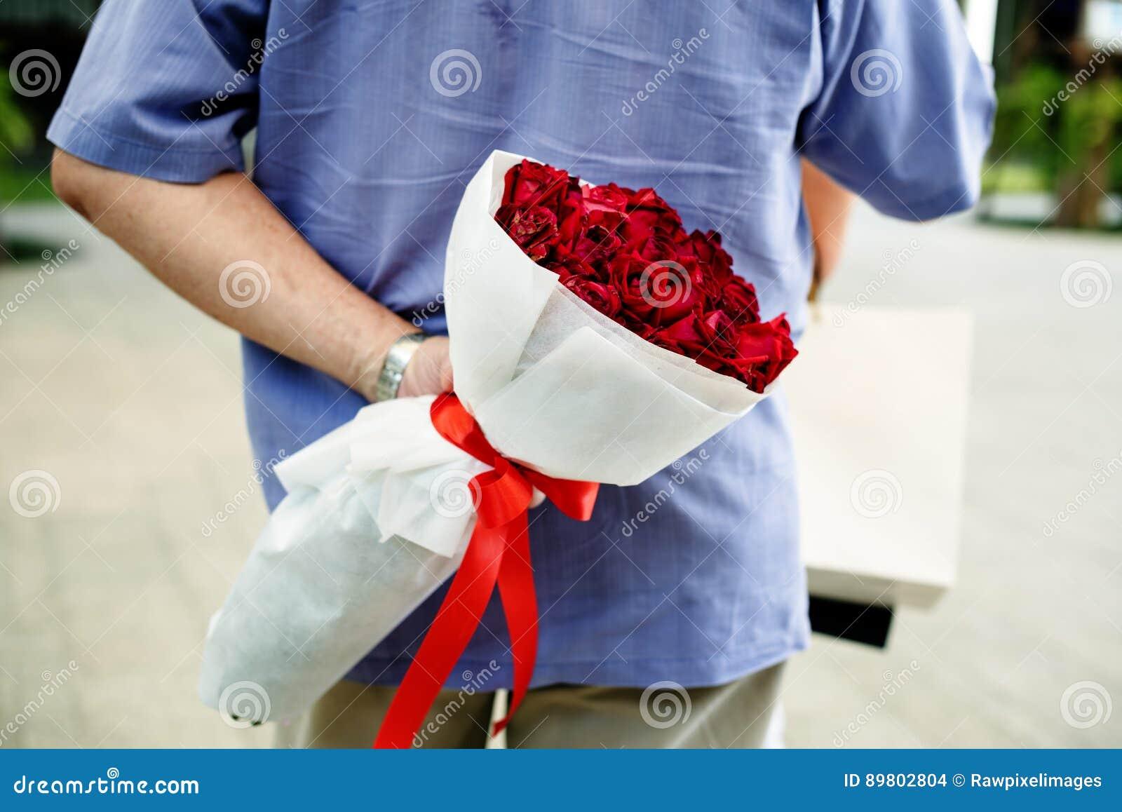 Surprise Romantique Danniversaire De Mariage Damour Photo