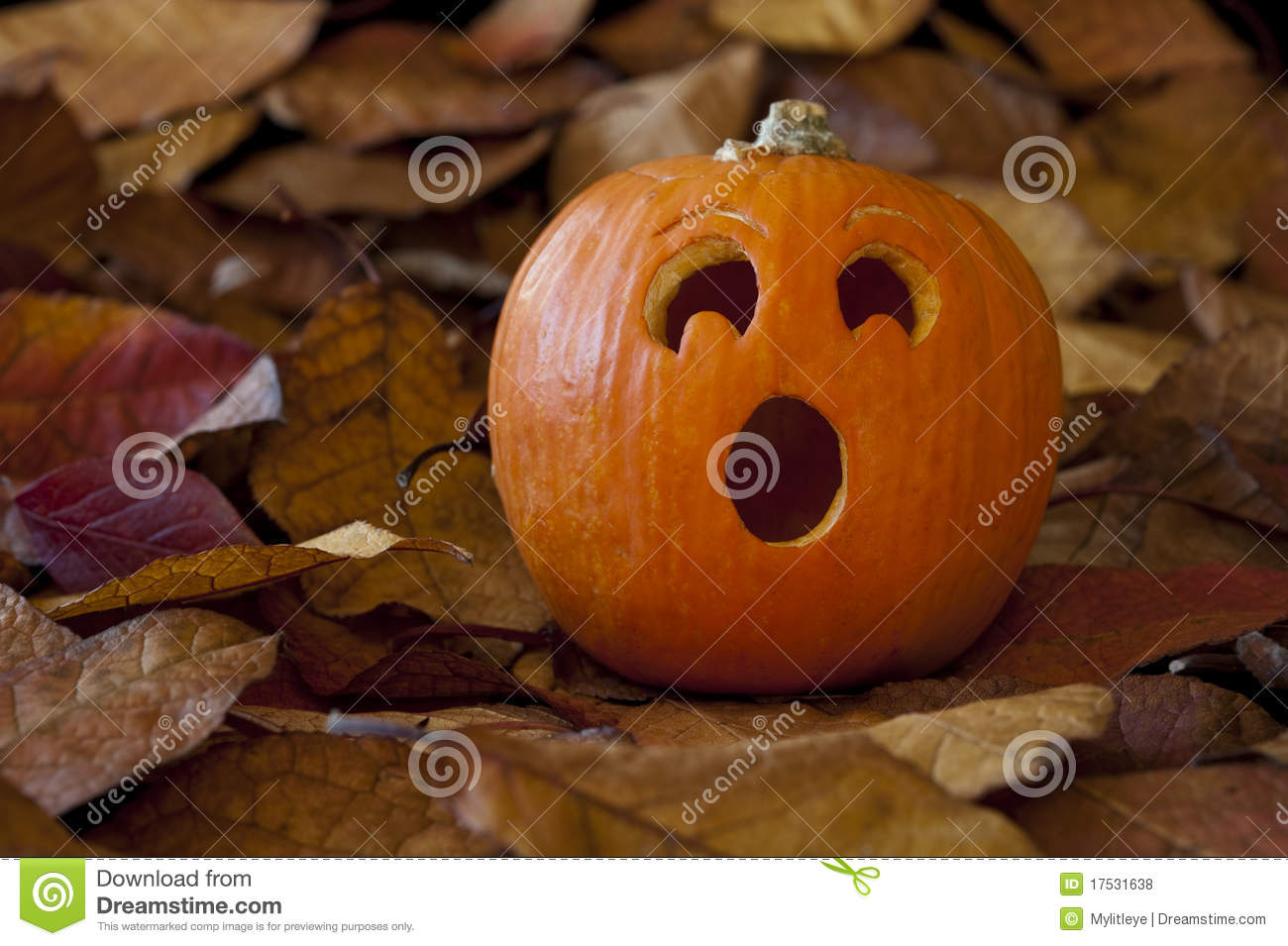 Surprised Jack O Lantern Clipart Images & Pictures - Becuo