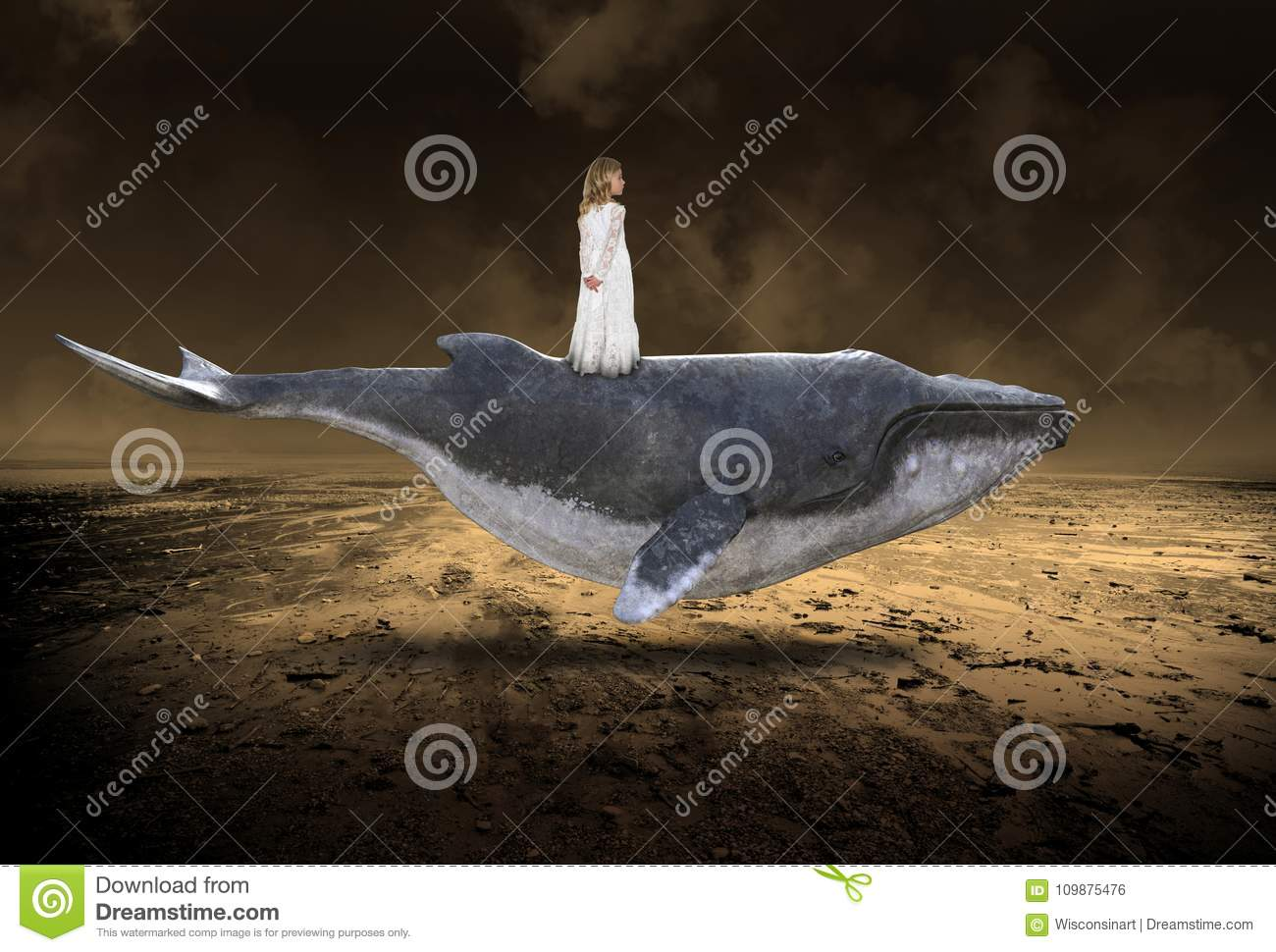 Flying Whale, Peace, Nature, Spirtual Rebirth, Love