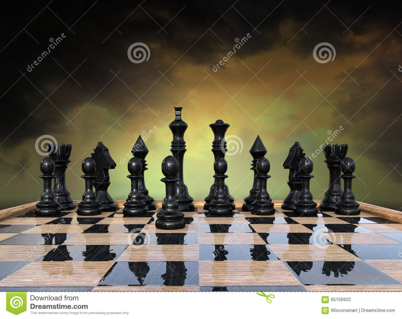 Surreal, Ominous Chess, Game Strategy