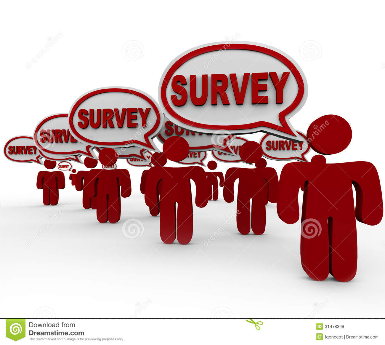 in person surveys survey focus group people customers answering questions 9573