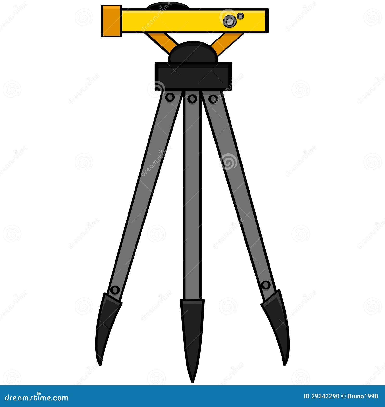 Surveying Tool Stock Photo - Image: 29342290