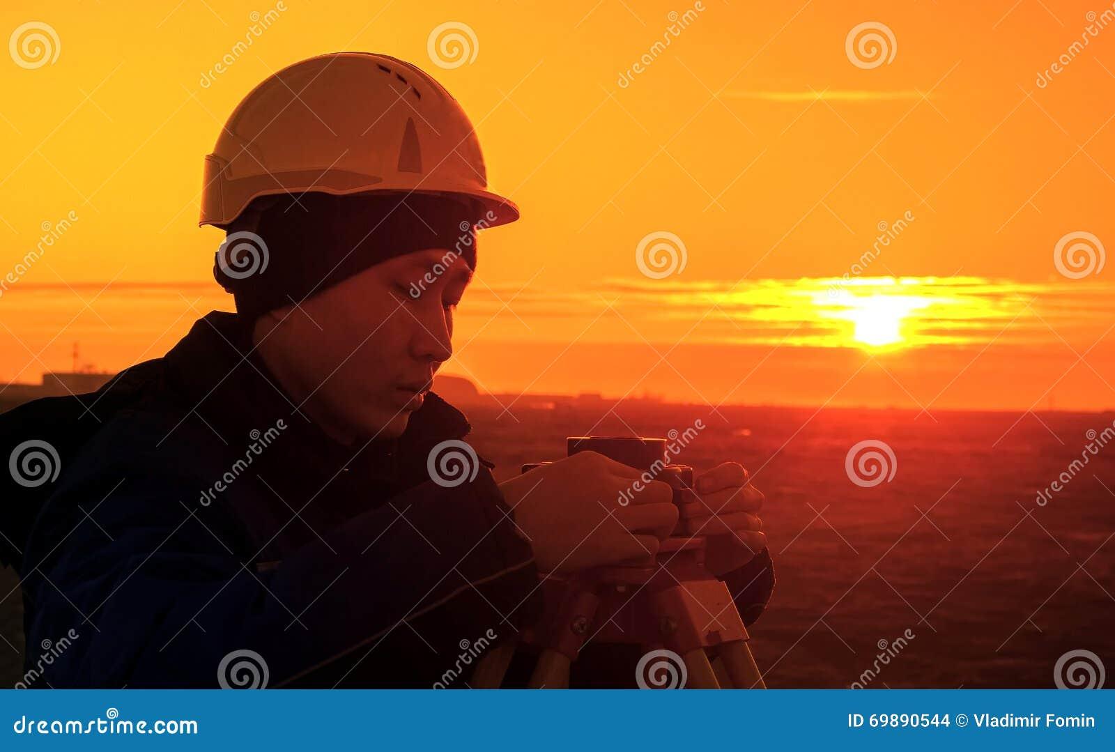 Surveyor.