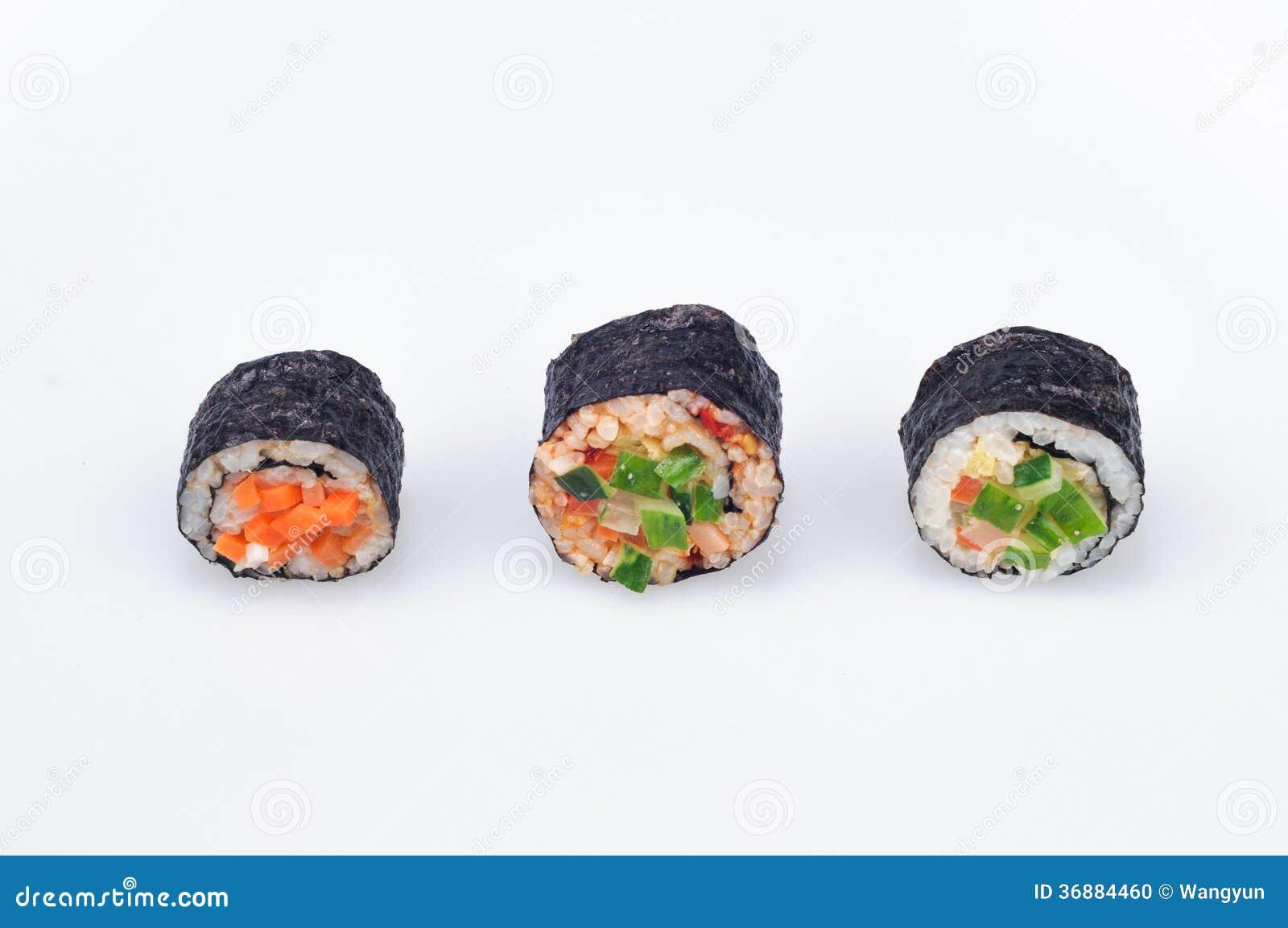 Download Sushi fotografia stock. Immagine di pesci, rullo, sushi - 36884460