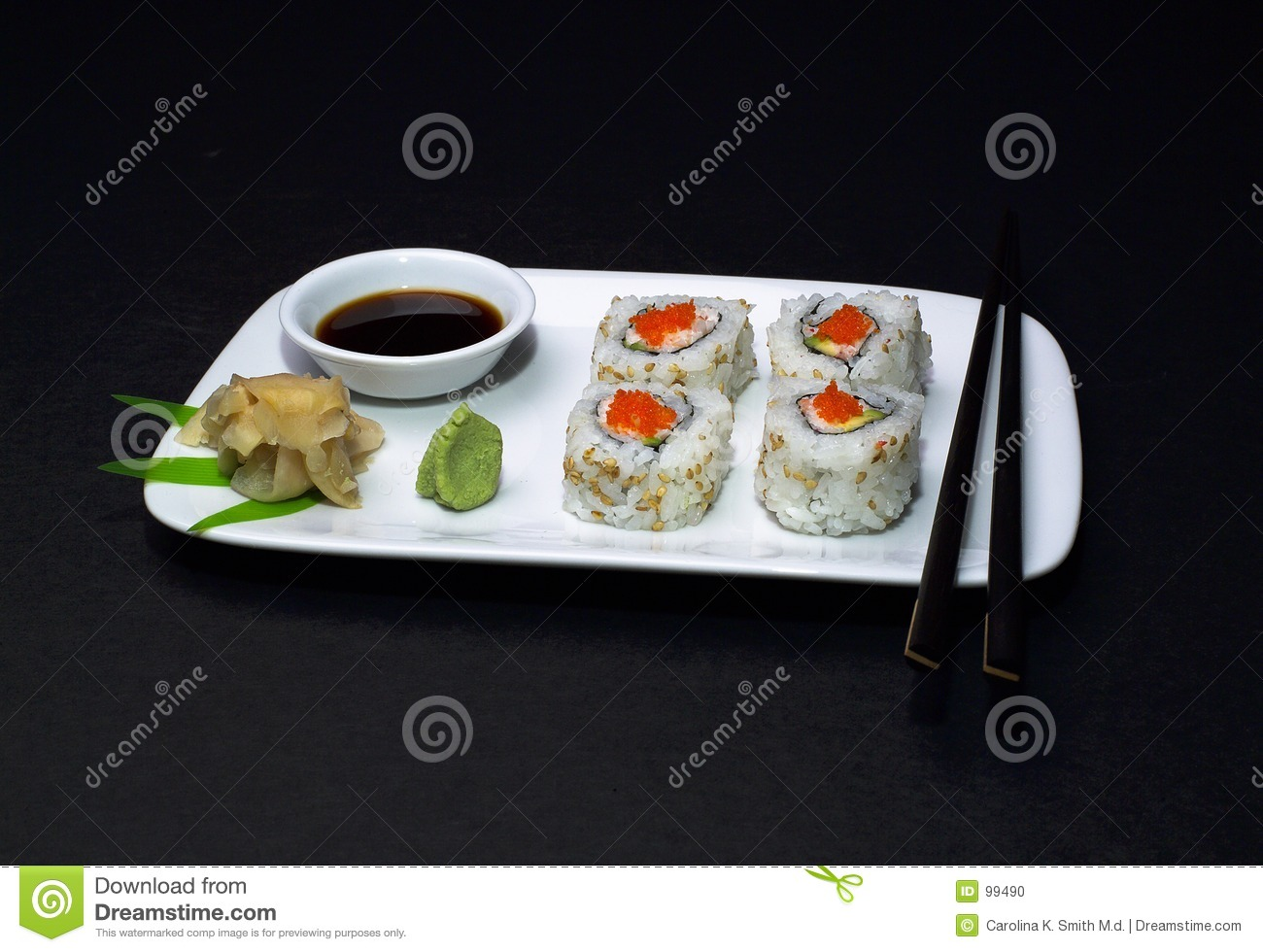 Sushi california roll stock photo image 99490 for 99490
