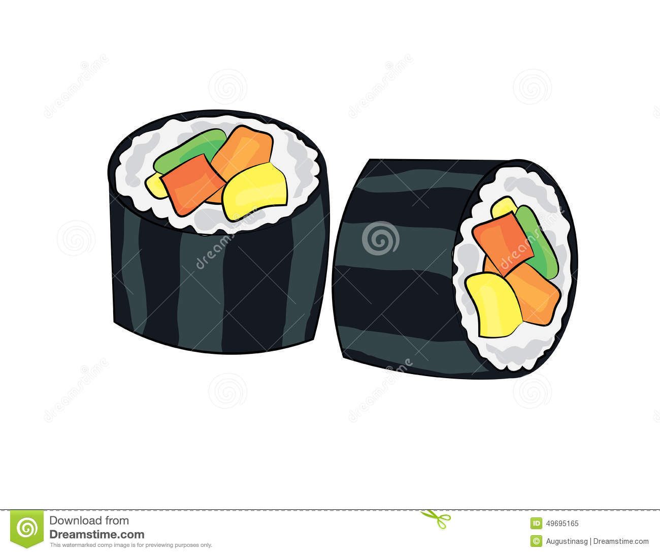 sushi cartoon Pictures That Say Thank You Pictures That Say Thank You