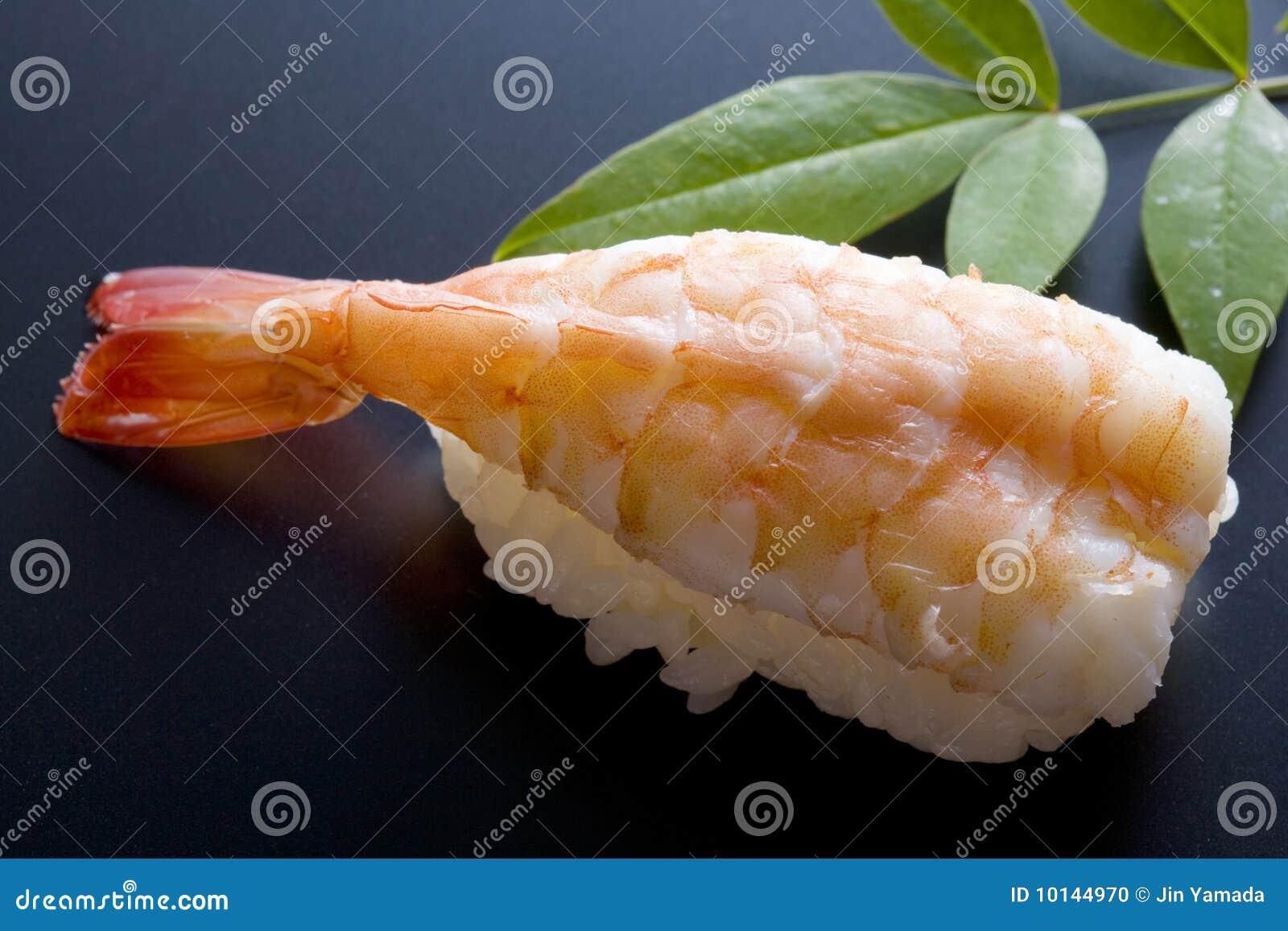Sushi del gambero