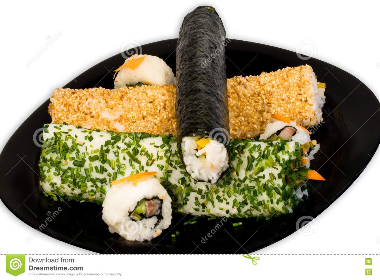 Sushi from a fish royalty free stock images image 9794759 for Where to buy fish for sushi
