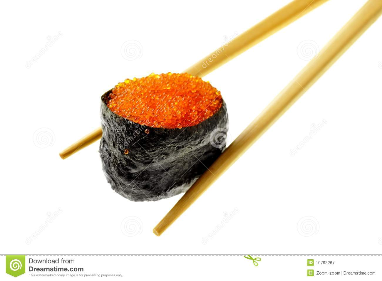 how to cook fish for sushi