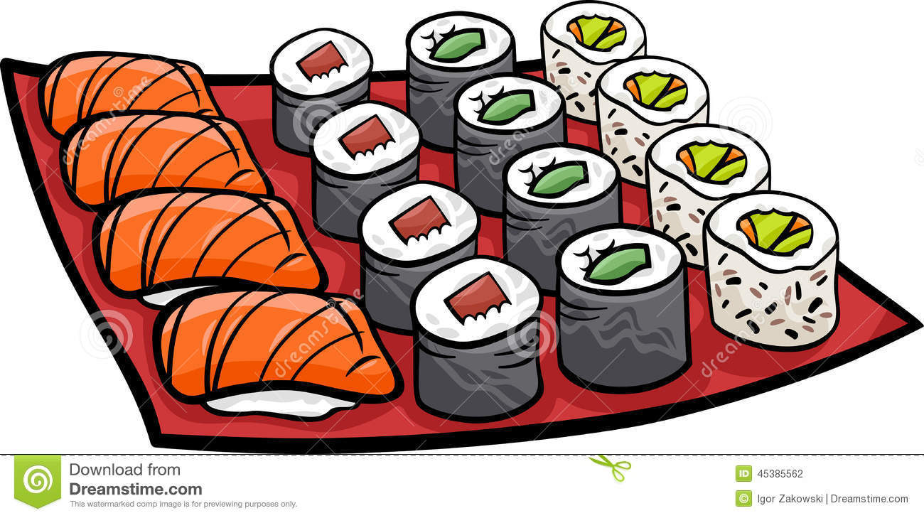 Business Lunch Clipart