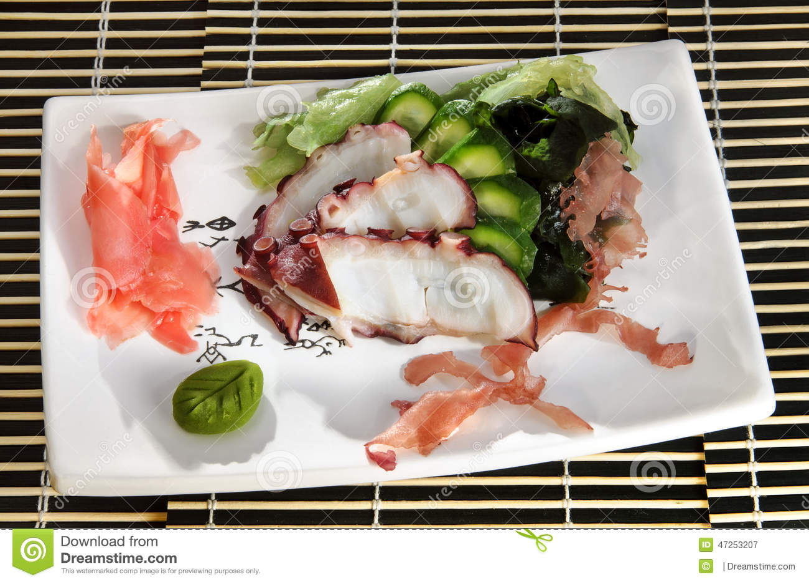 East Cafe Sushi Menu