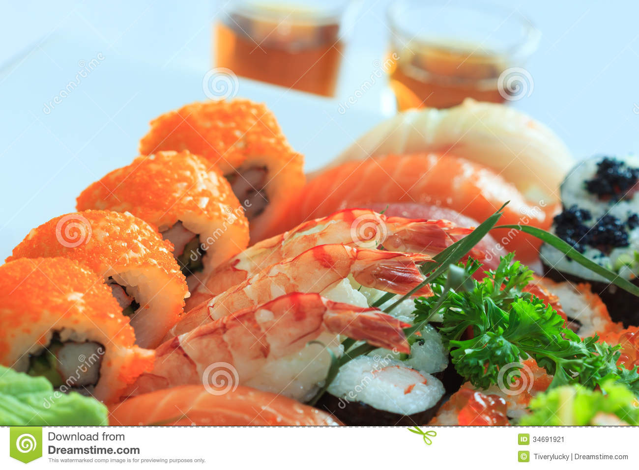 sushi stock image image of asia california cuisine