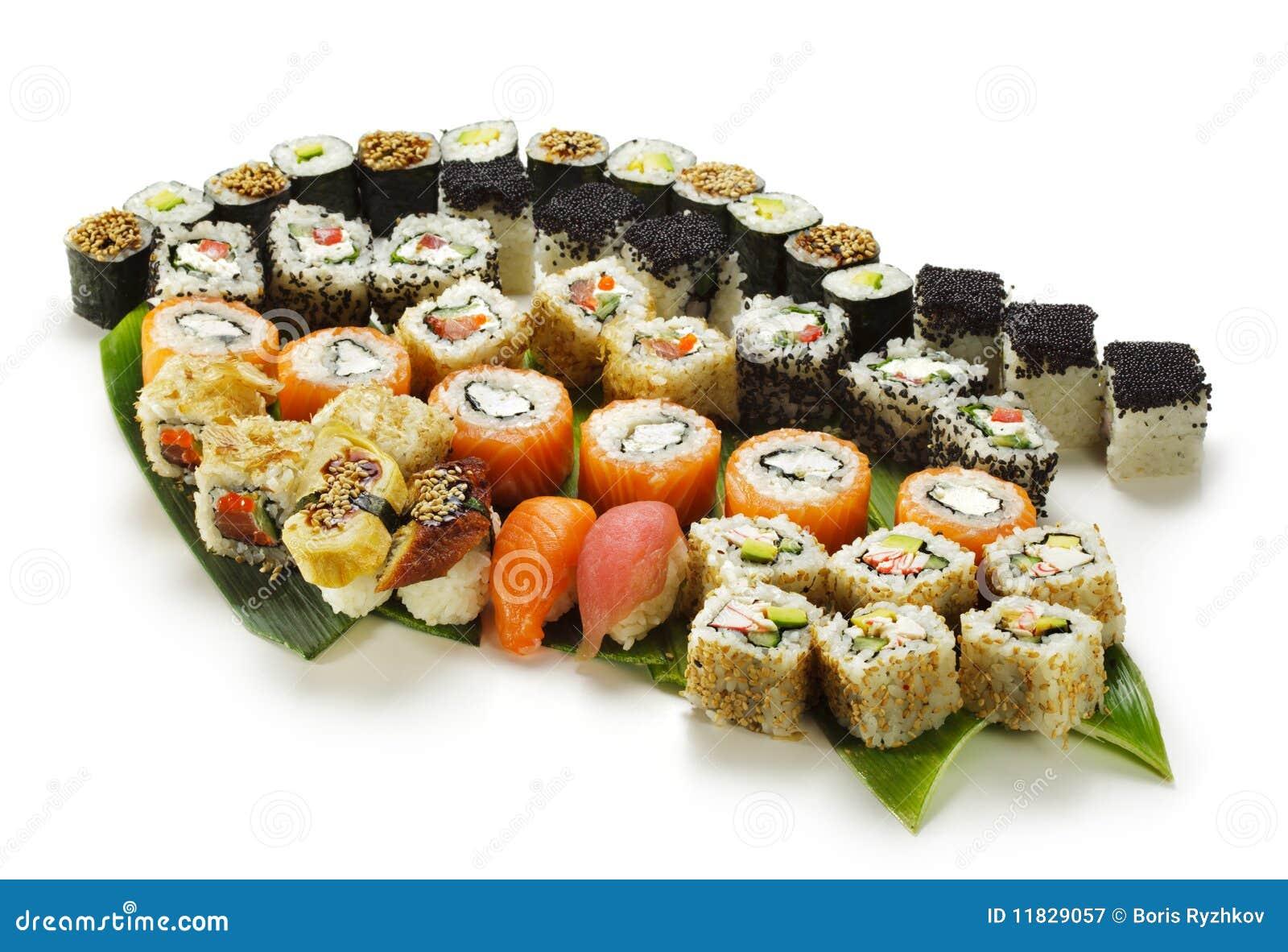 суши-сет картинки