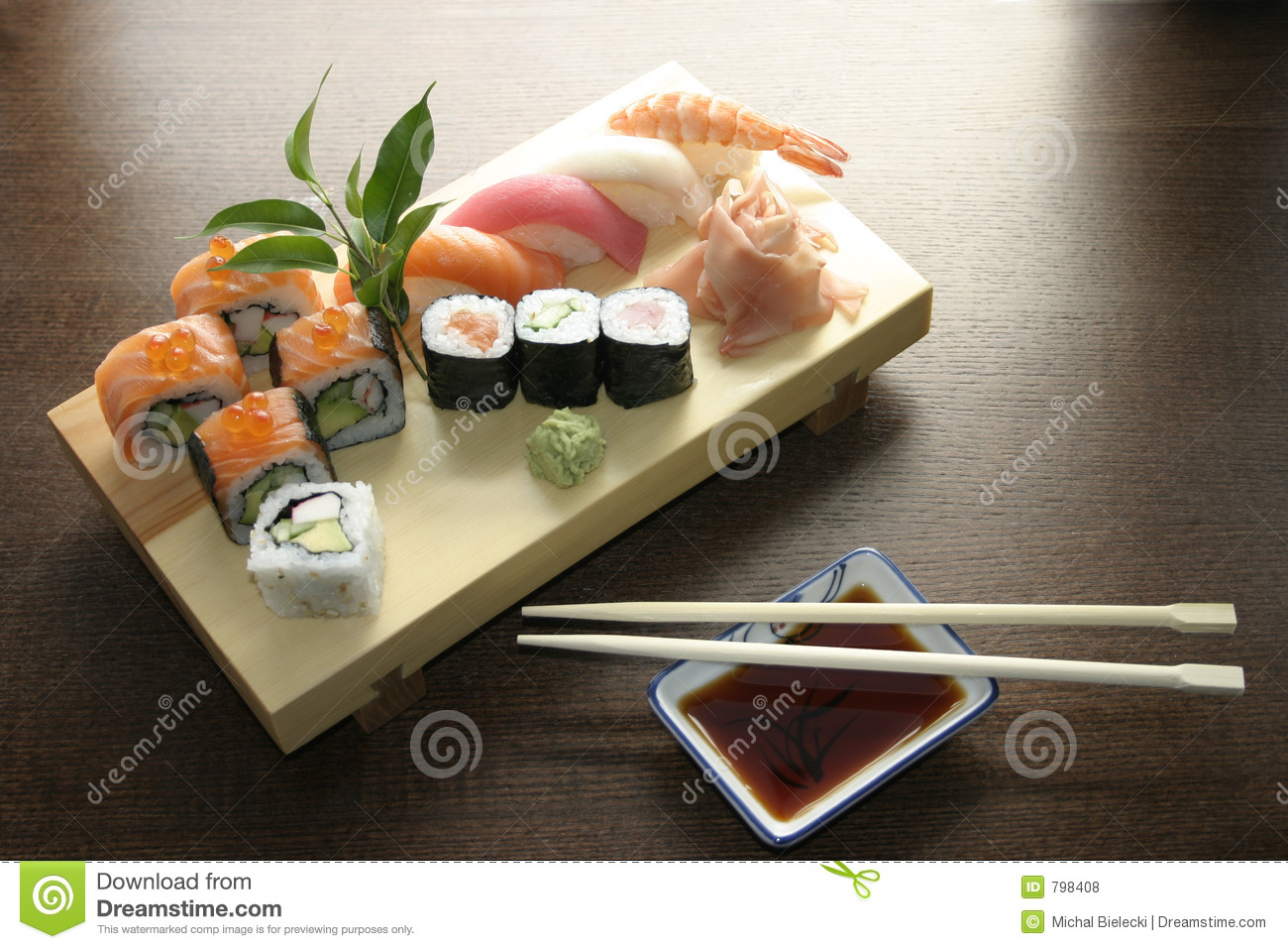 Sushi traditional japanese food royalty free stock photos for Abis japanese traditional cuisine