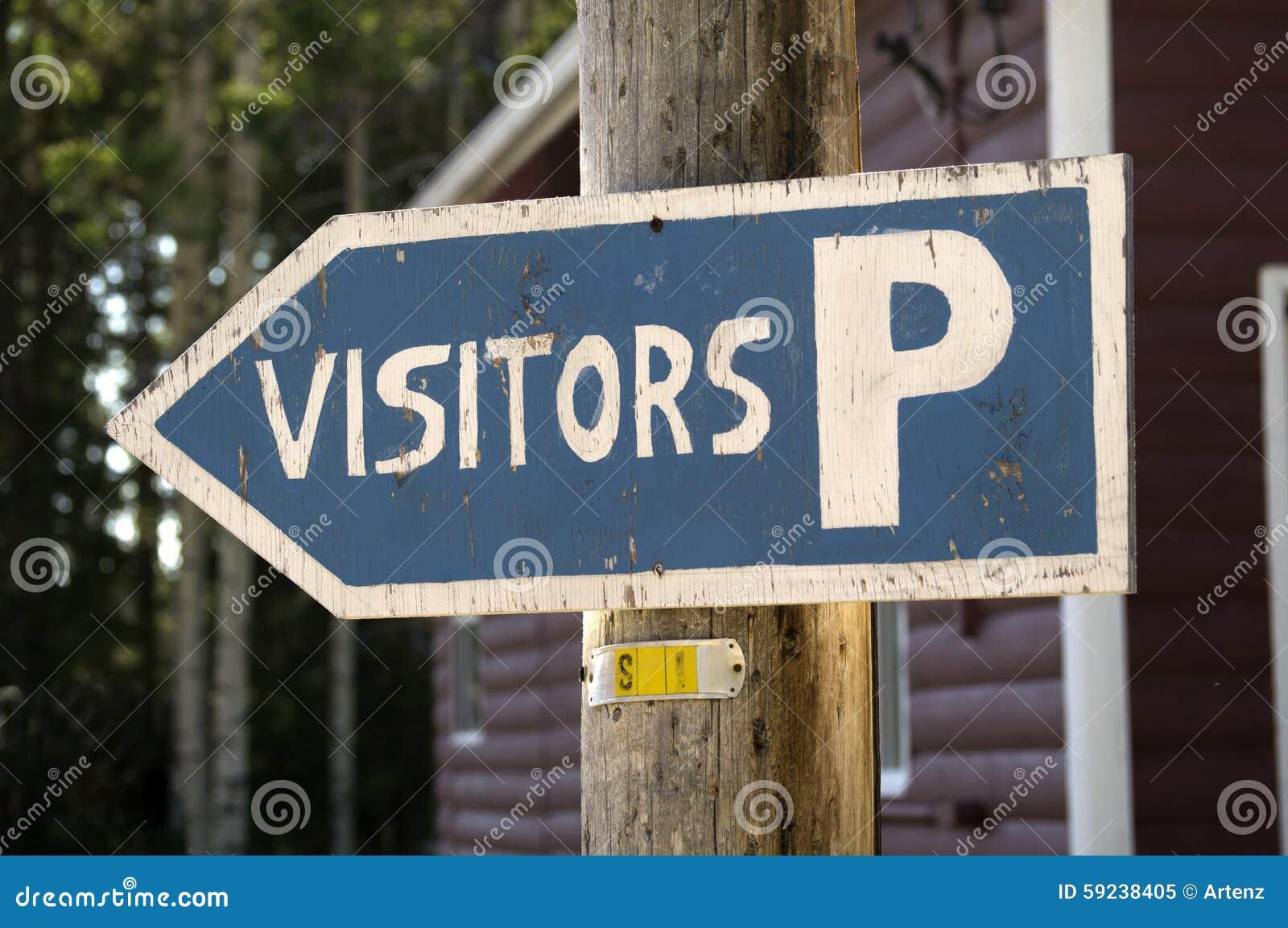 Download Suspiro Del Estacionamiento Del Visitante Imagen de archivo - Imagen de rural, rústico: 59238405