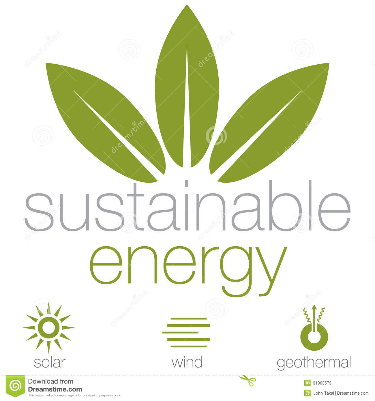 Sustainable Energy Stock Photos - Image: 31963573