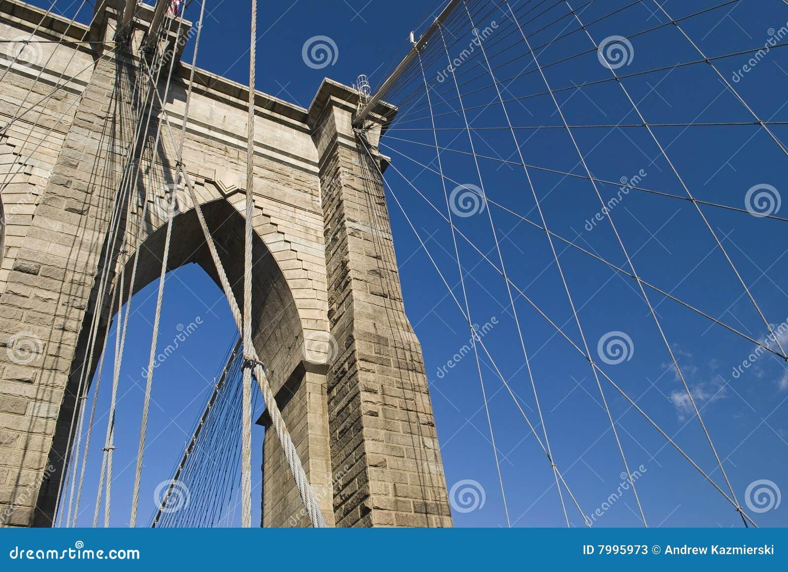 Sustentação da ponte