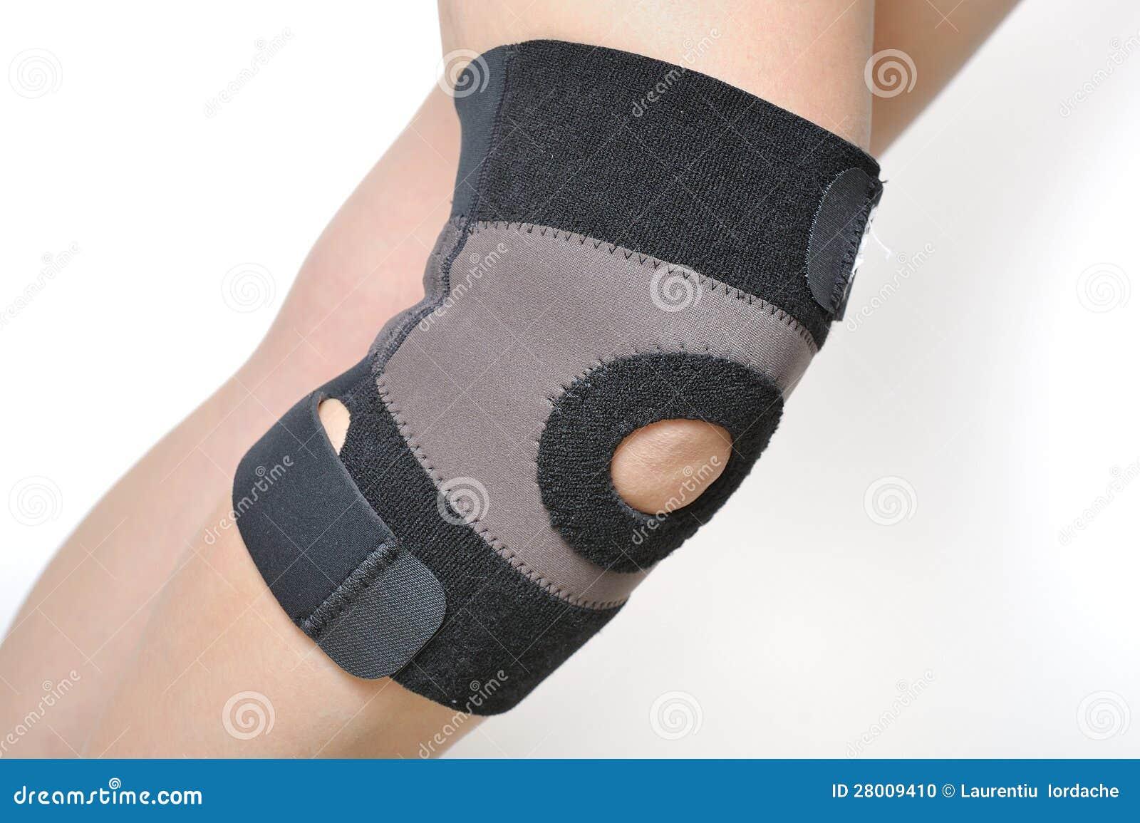 Sustentação do joelho