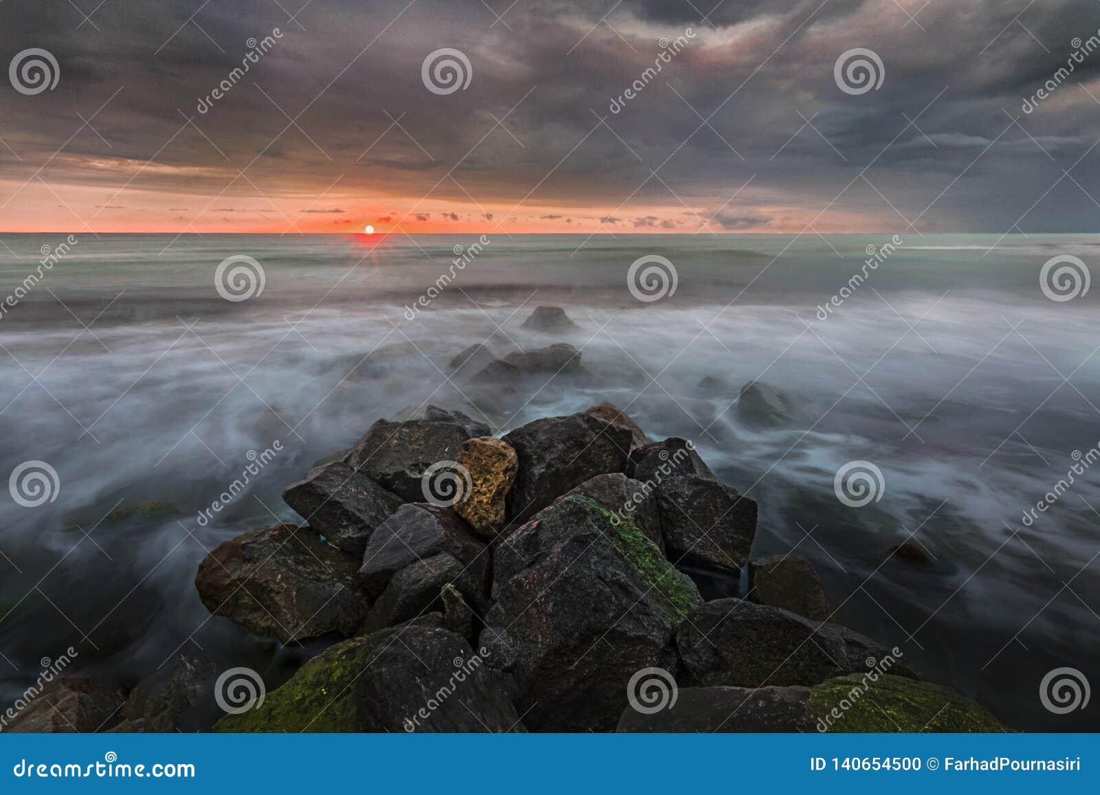 Susurro del Mar-viento en mis oídos