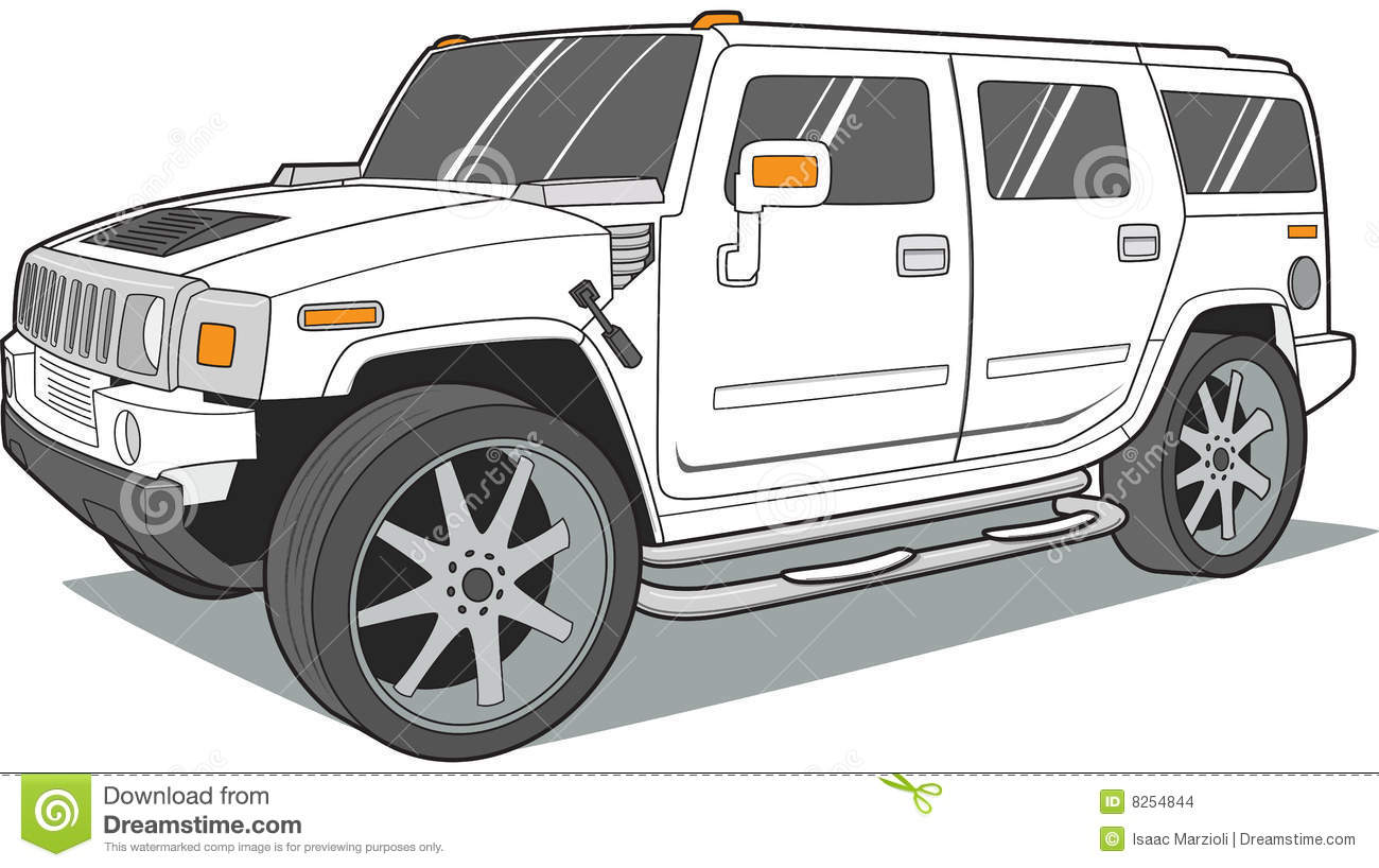 H2 Hummer Coloring Pages: Coloring And Malvorlagan