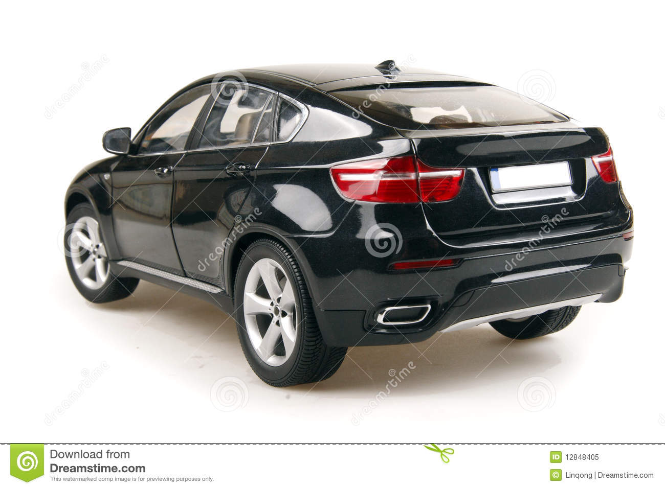 Expensive Car For Sale Or Gift Royalty Free Stock Image: SUV Car Royalty Free Stock Photo