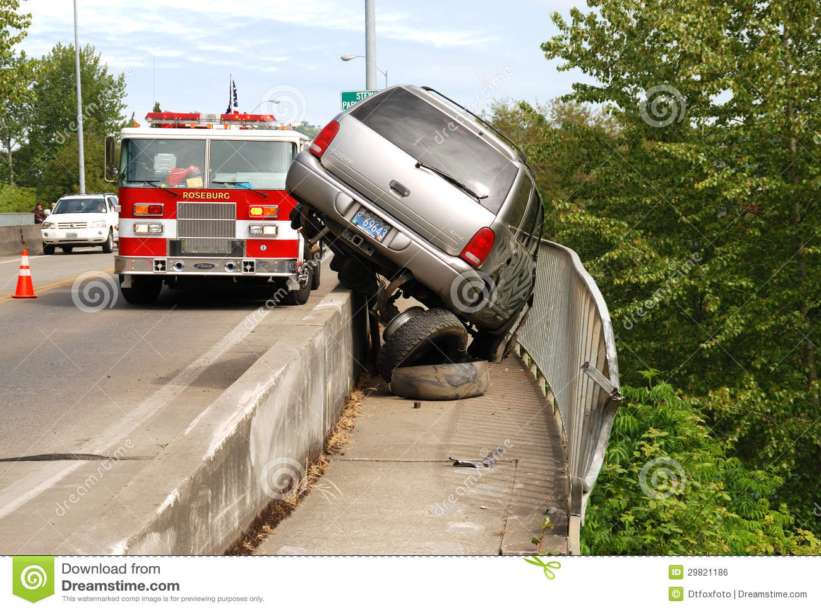 Bridge Wreck Editorial Photo Image 29821186