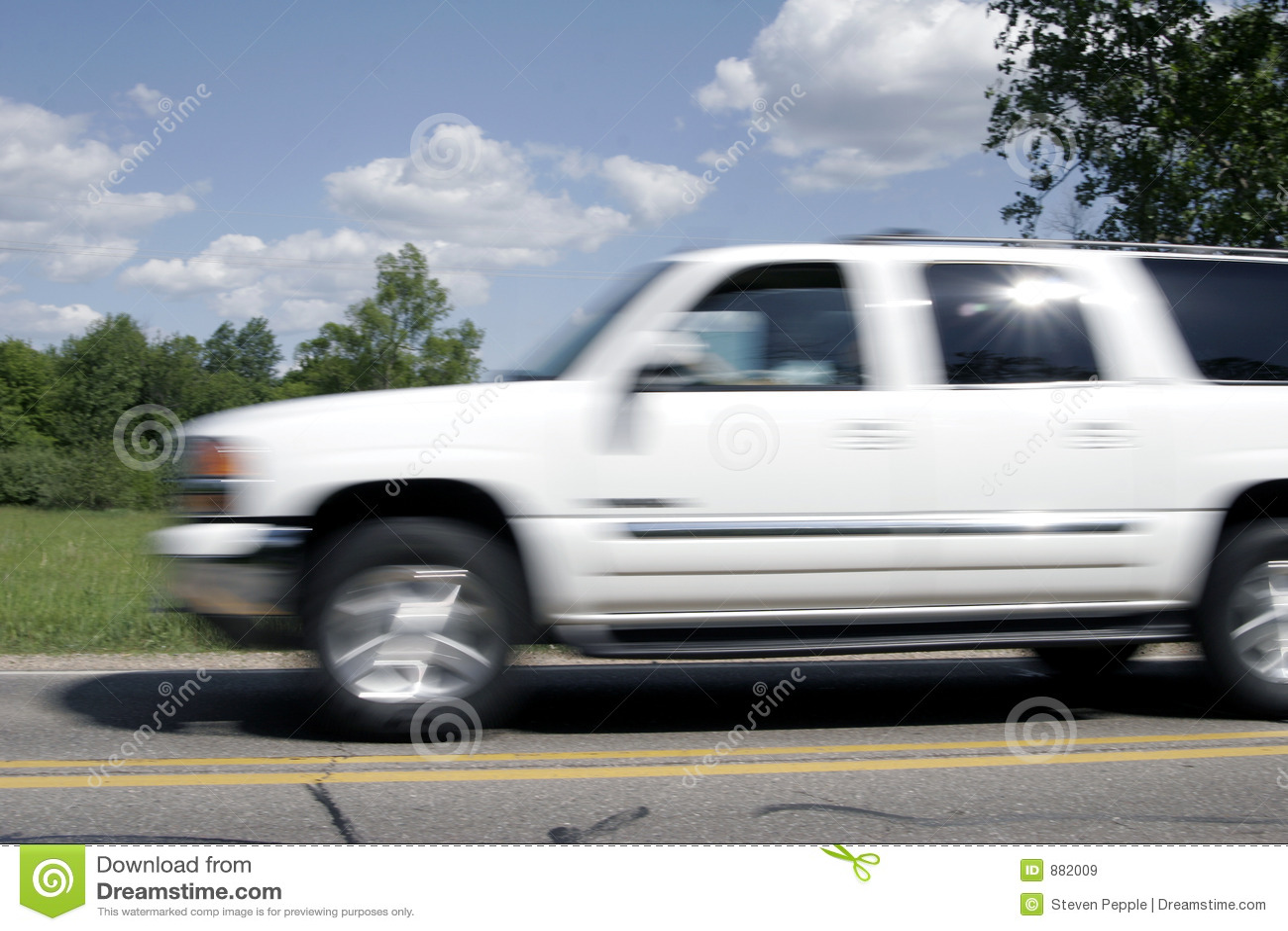 Suv prędkości