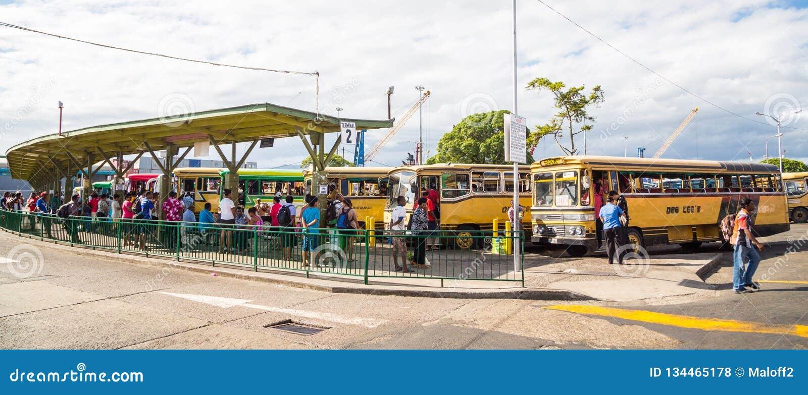 Suva, Fidschi E r