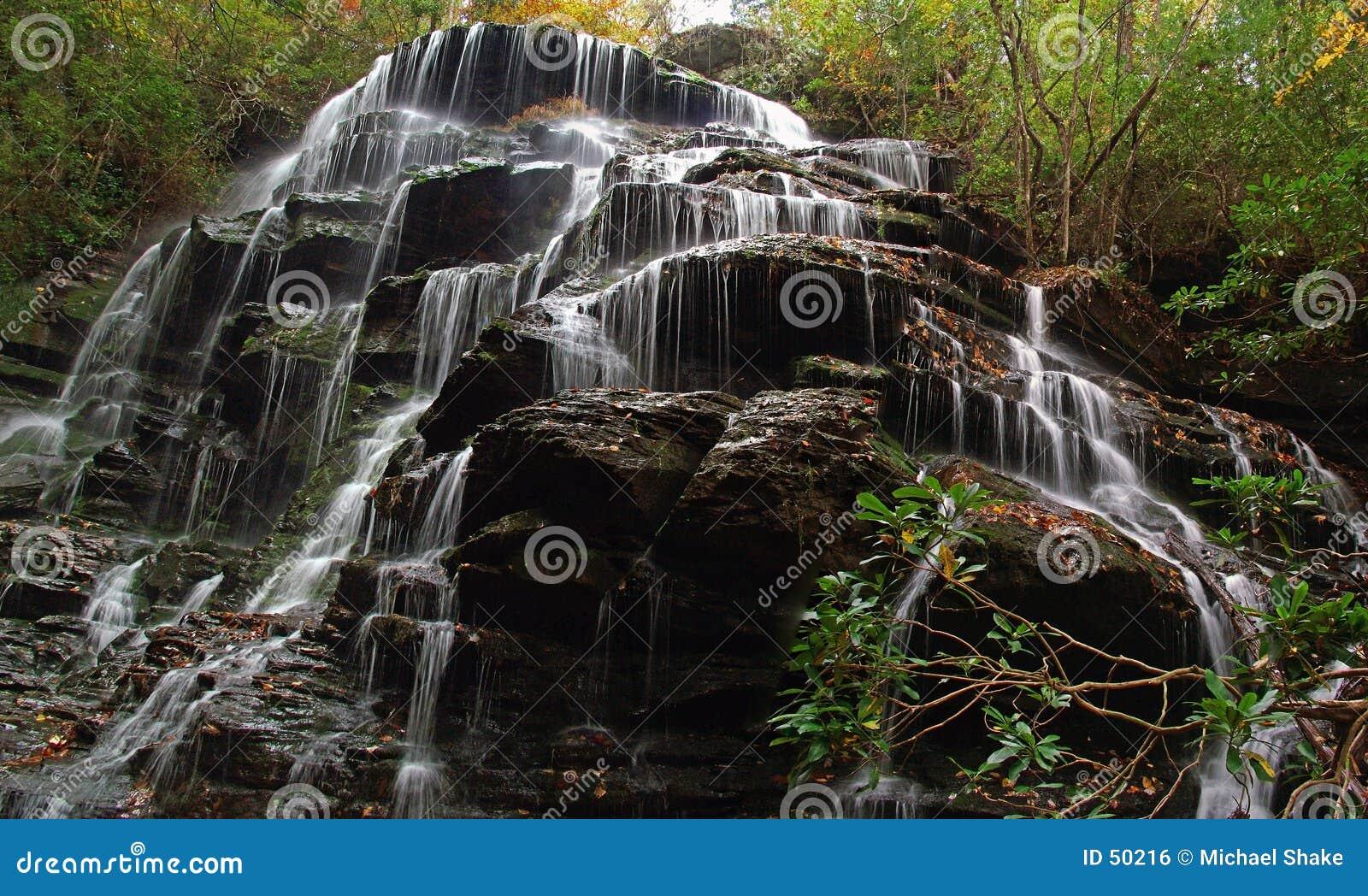 Suverän vattenfall