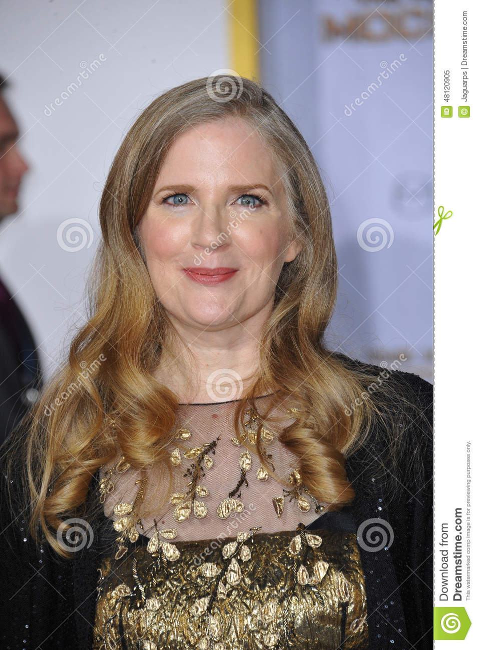 Suzanne Collins Editorial Image Image Of Famous Length 48120905