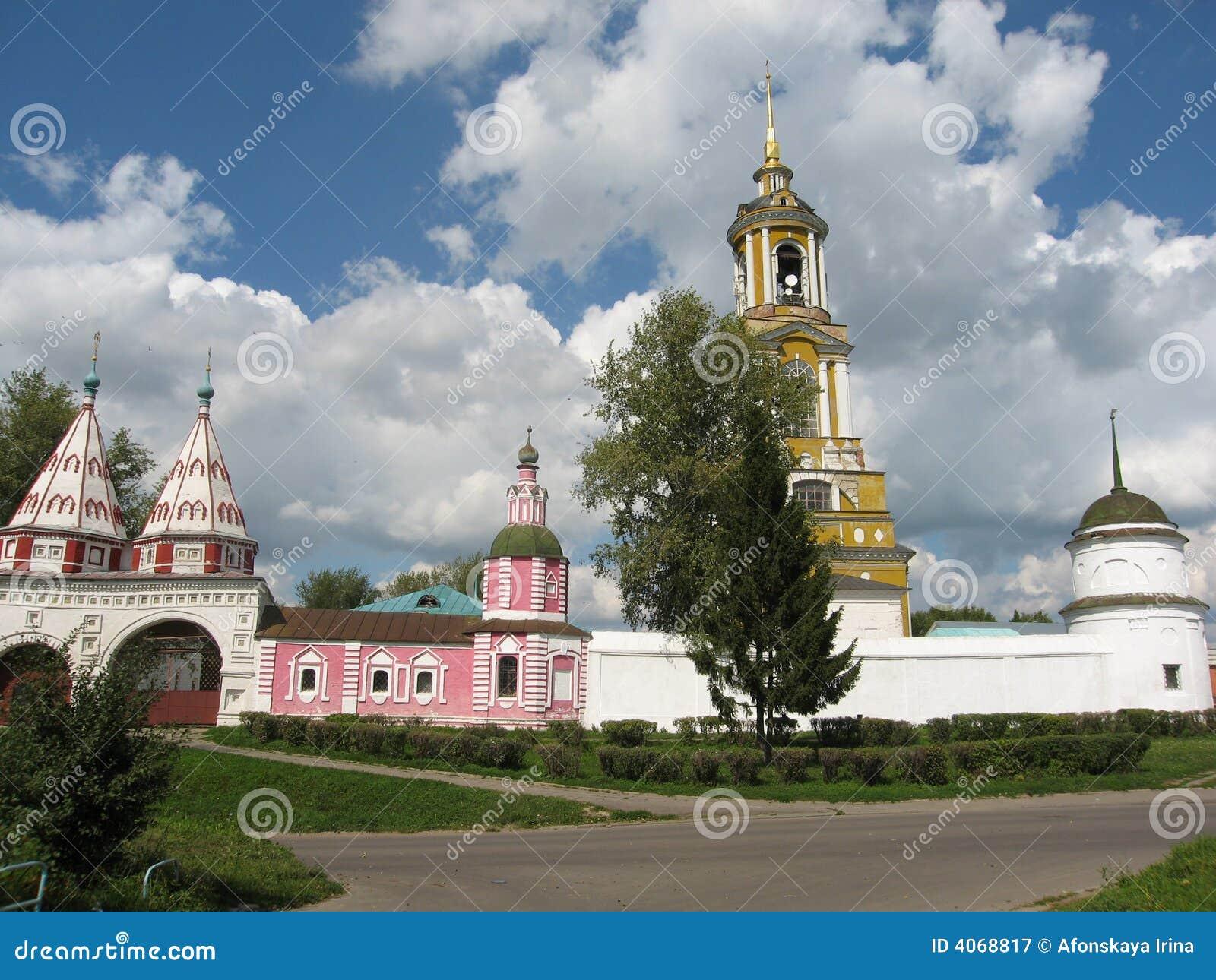 Suzdal Russia  city photos : Suzdal, Russia Fotografia Stock Libera da Diritti Immagine: 4068817