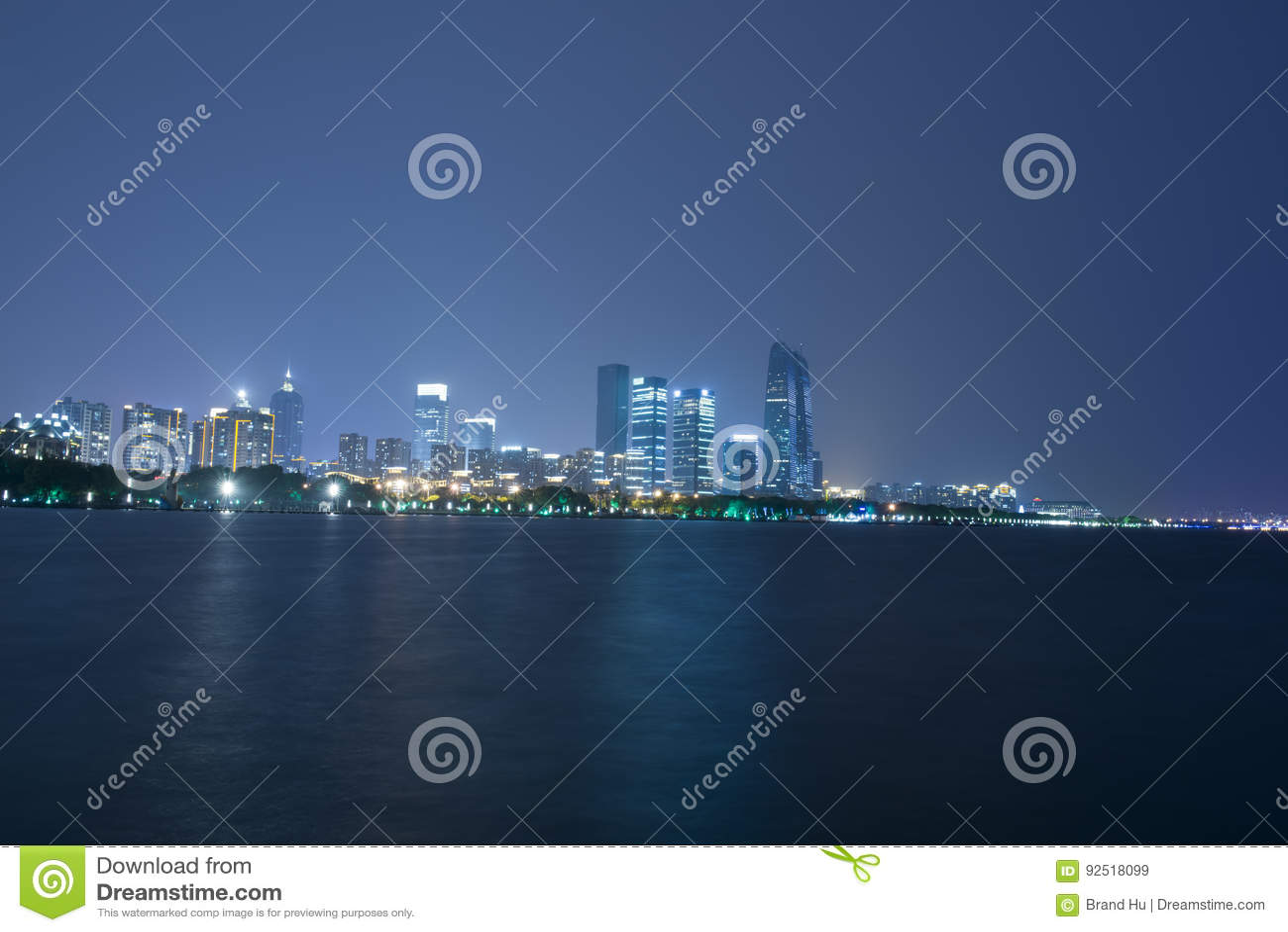Suzhou Jinji jezioro