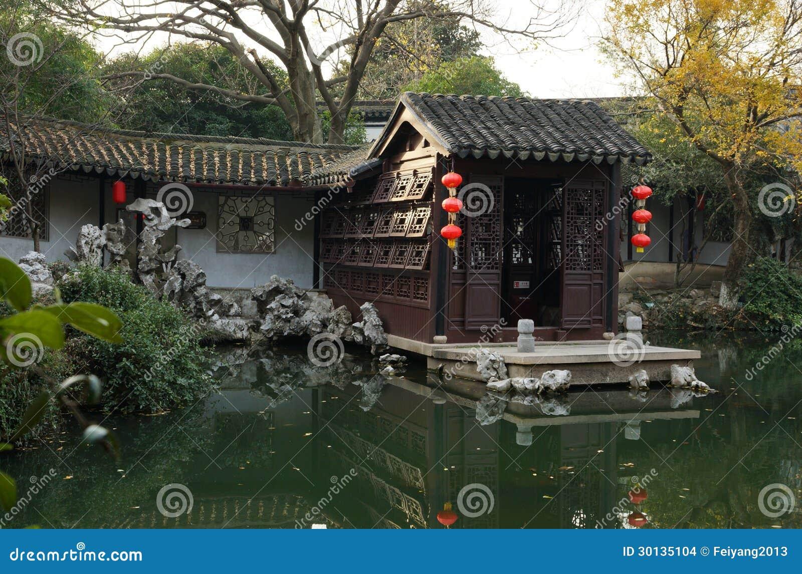 Ogródy w Suzhou, Chiny