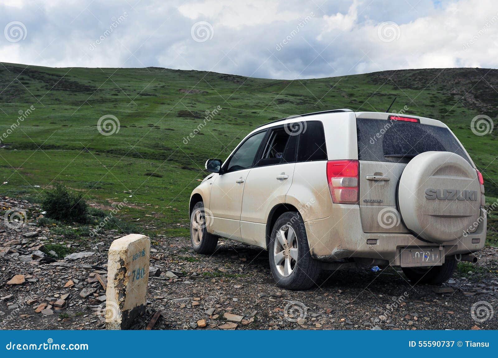 Suzuki Grand Vitara Mountain Journey Editorial Photography Image Of Malcesine Adventure 55590737