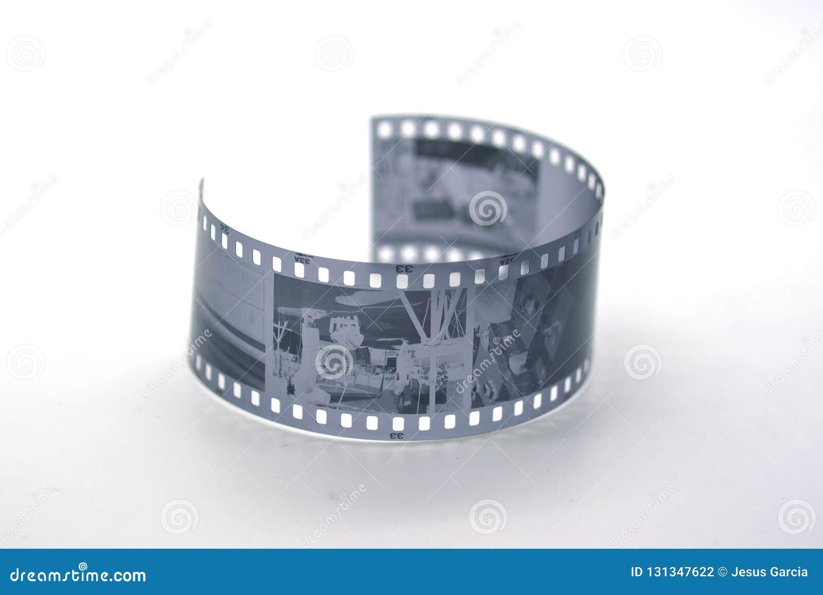 35 svart filmmillimetrar white