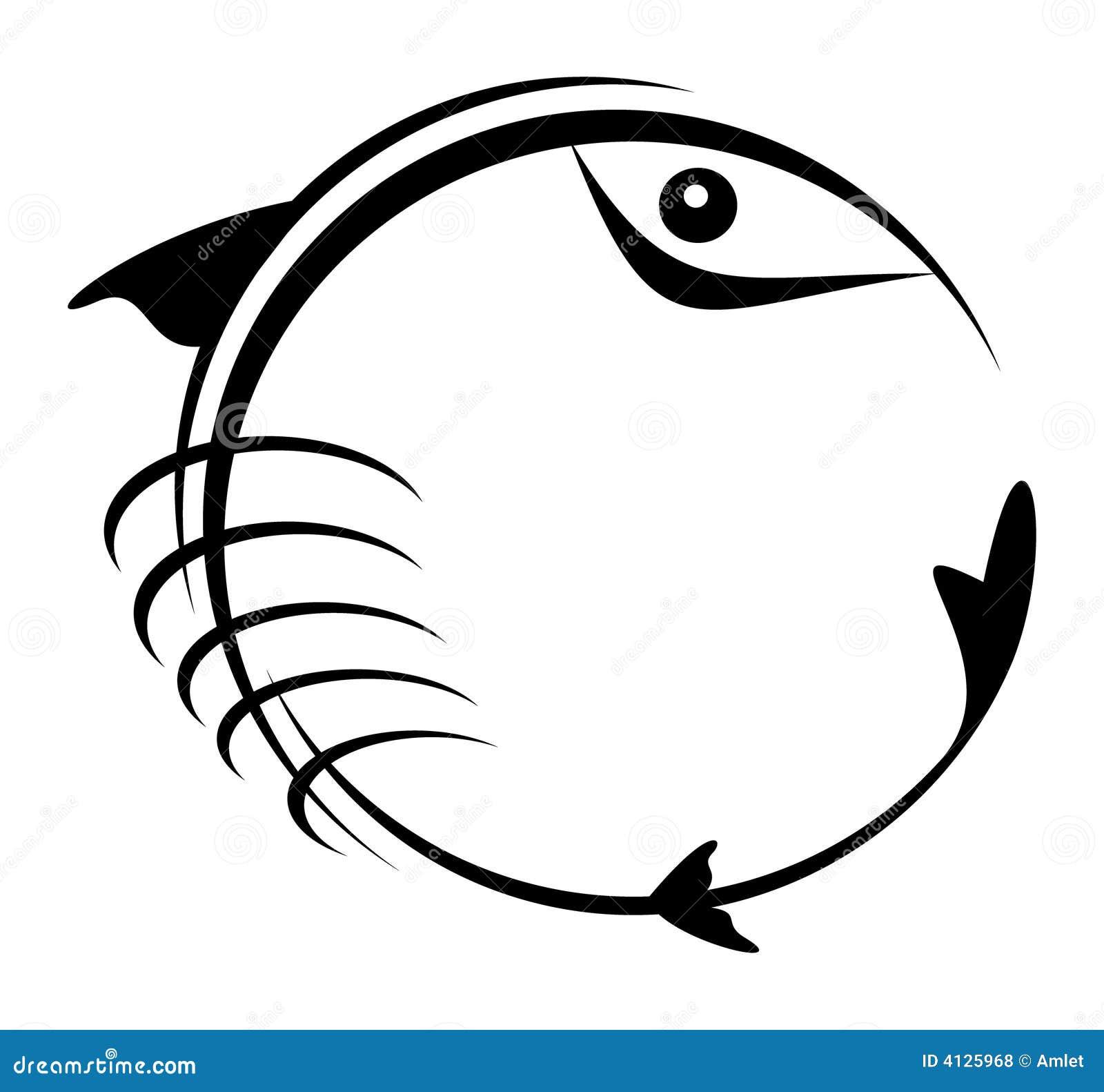 Svart fisk