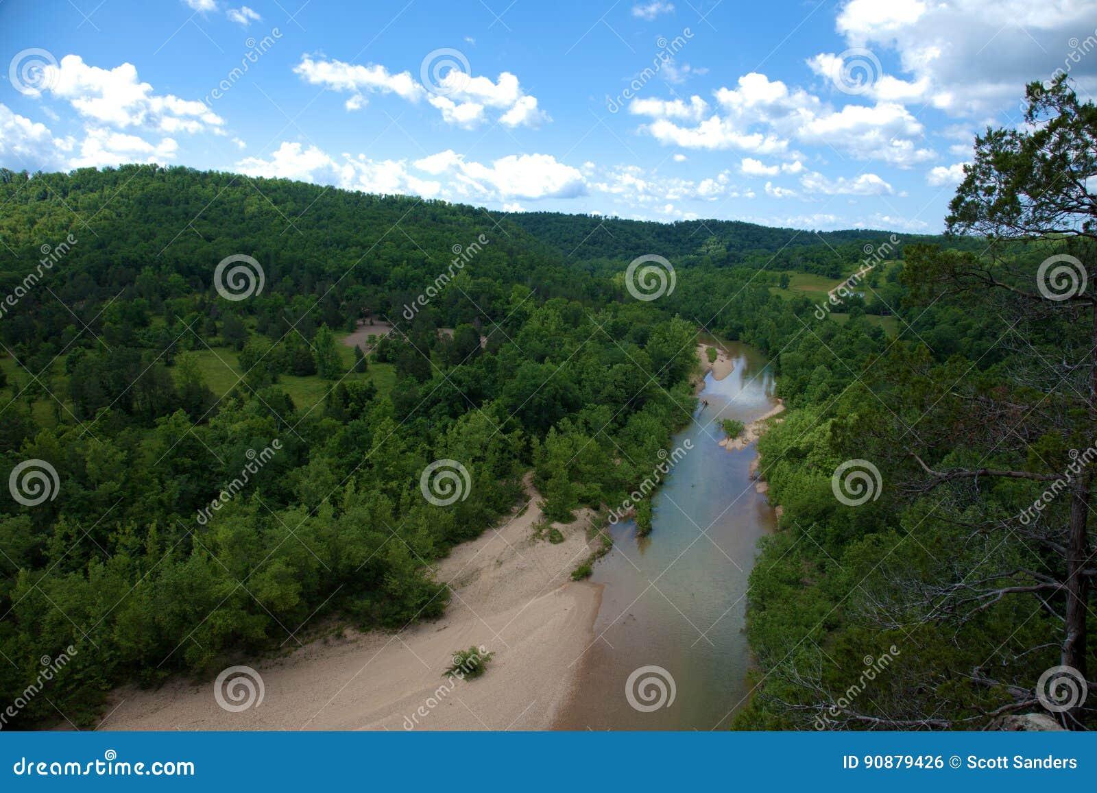 Svart flod