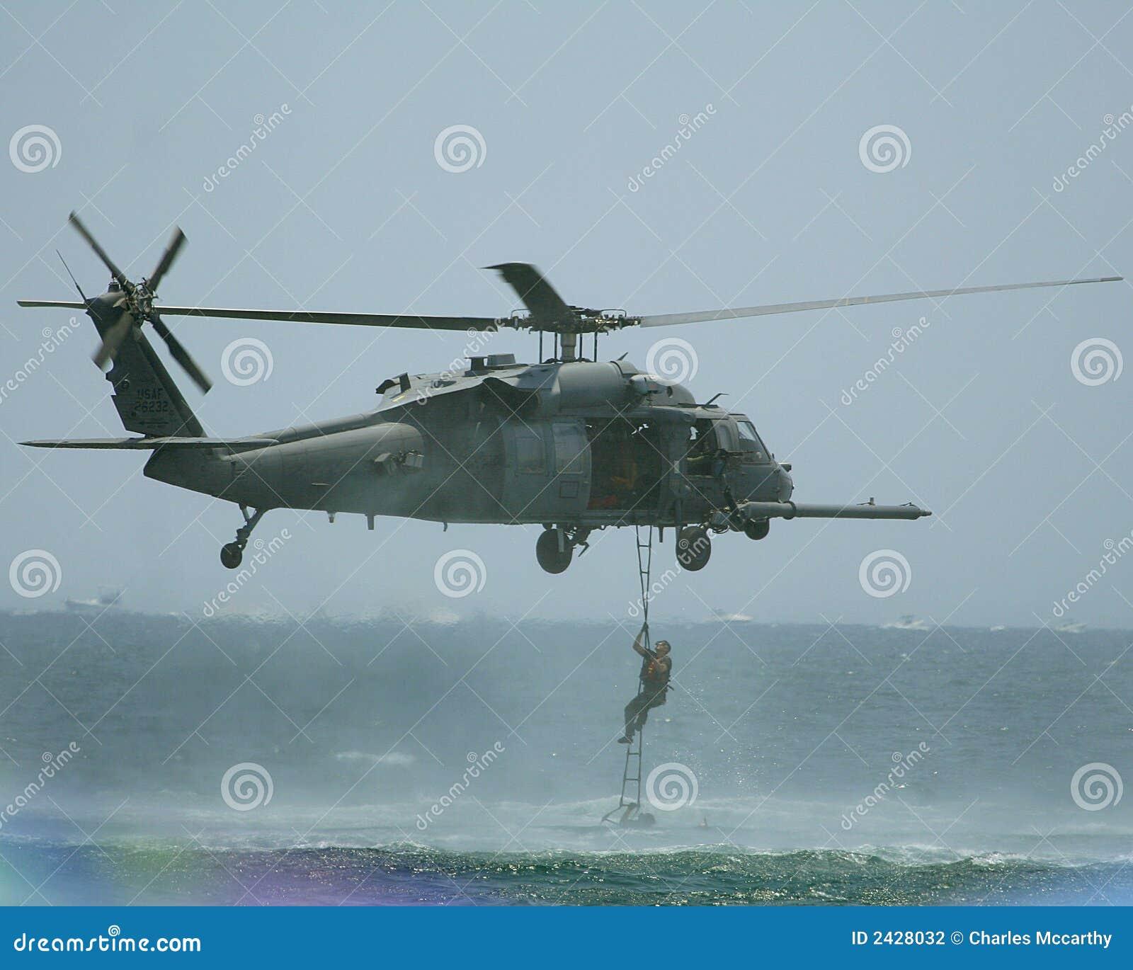 Svart helikopteruh för hök 60