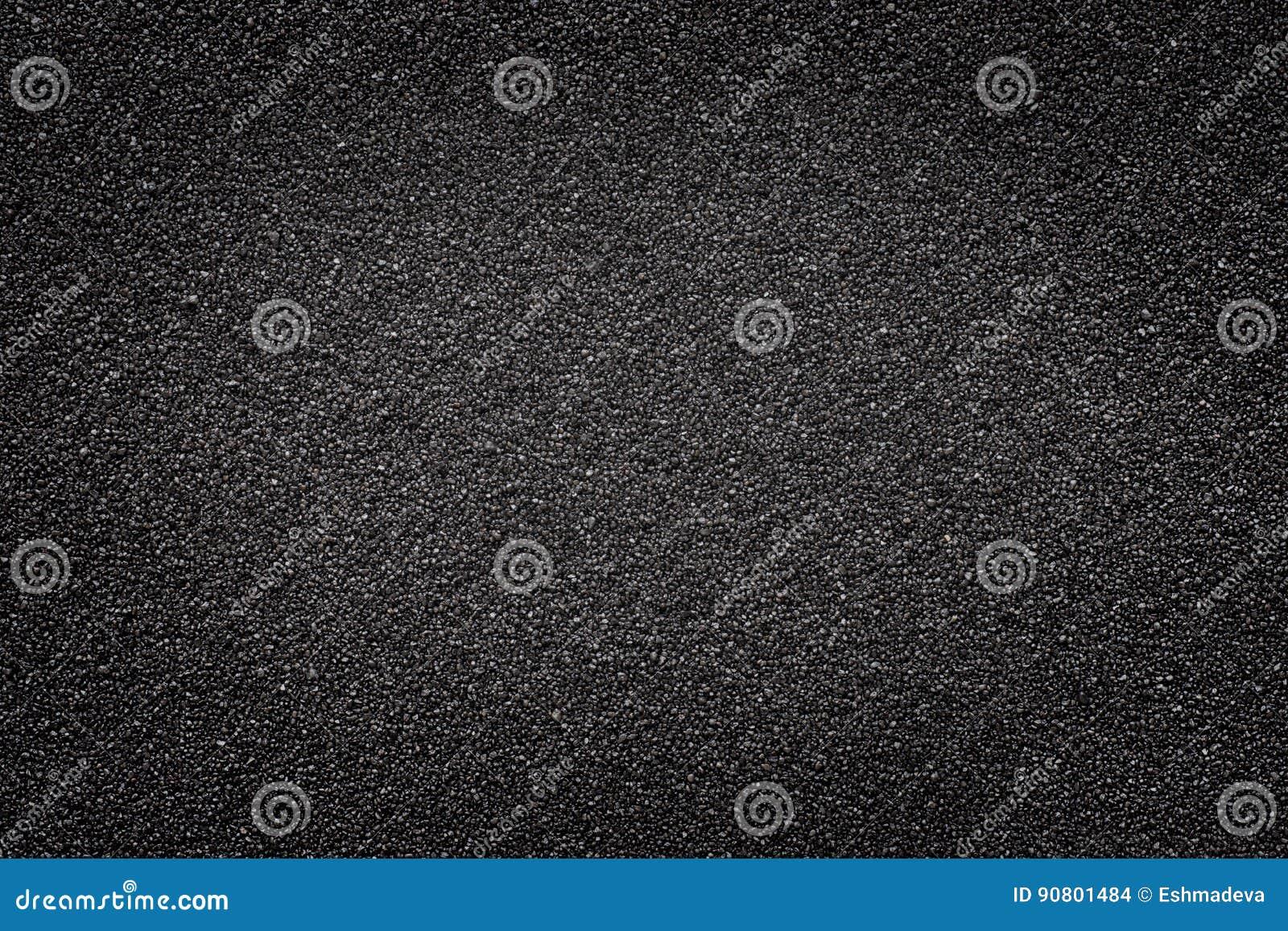 Svart sand