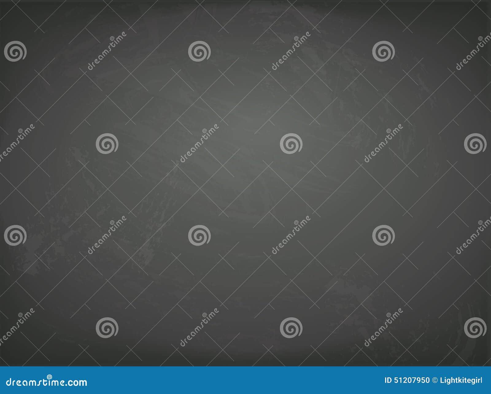 Svart svart tavlabakgrund för vektor svart tavla
