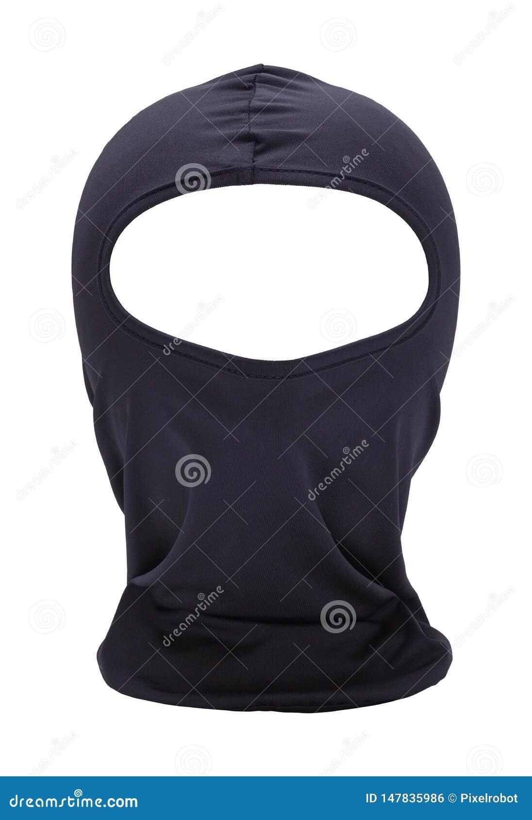 Svarta Ninja Mask