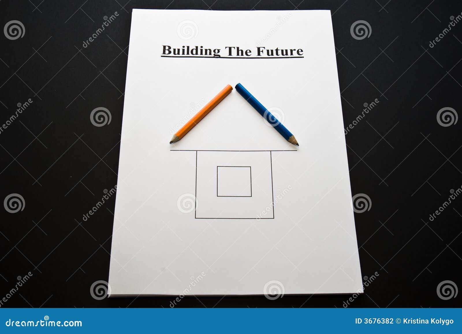Download Sviluppo del futuro fotografia stock. Immagine di politica - 3676382