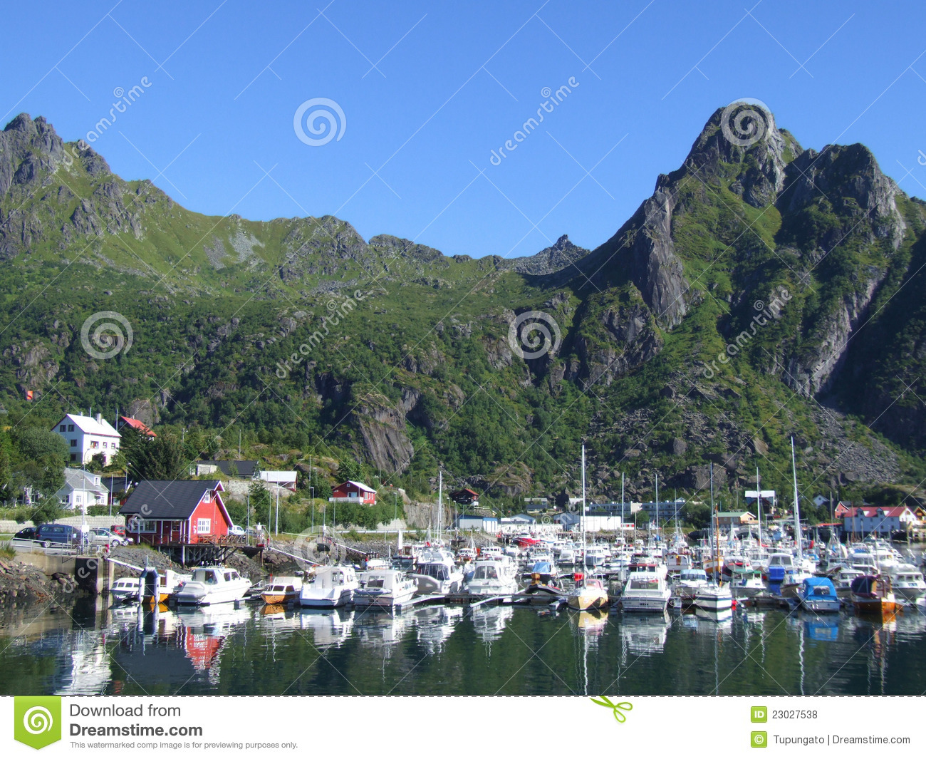 Svolvaer Norway  city images : Svolvaer, Norway Royalty Free Stock Photos Image: 23027538
