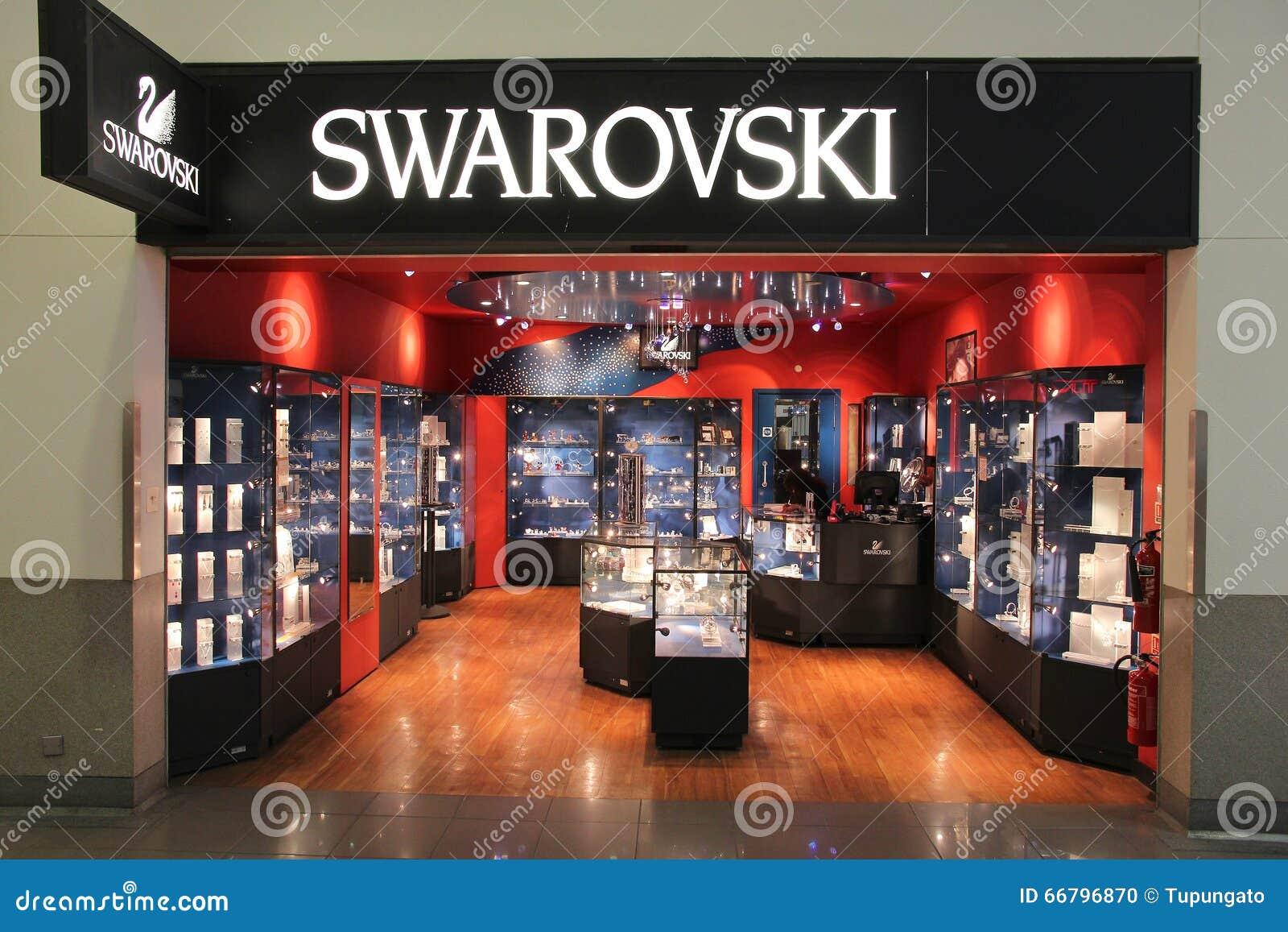Swarovski shop editorial image. Image of area 3d3ac80a79