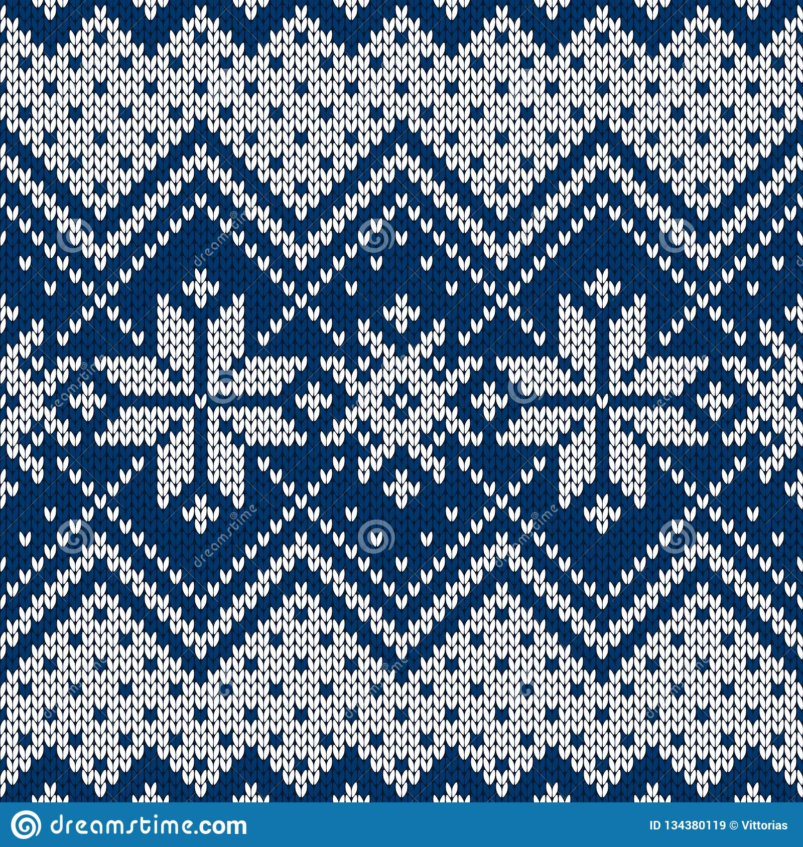 d6ac2fff1f13cf Winter sweater fairisle design. Seamless christmas and new year wool knitting  pattern. Vector illustration with snowflakes. Holiday traditional background