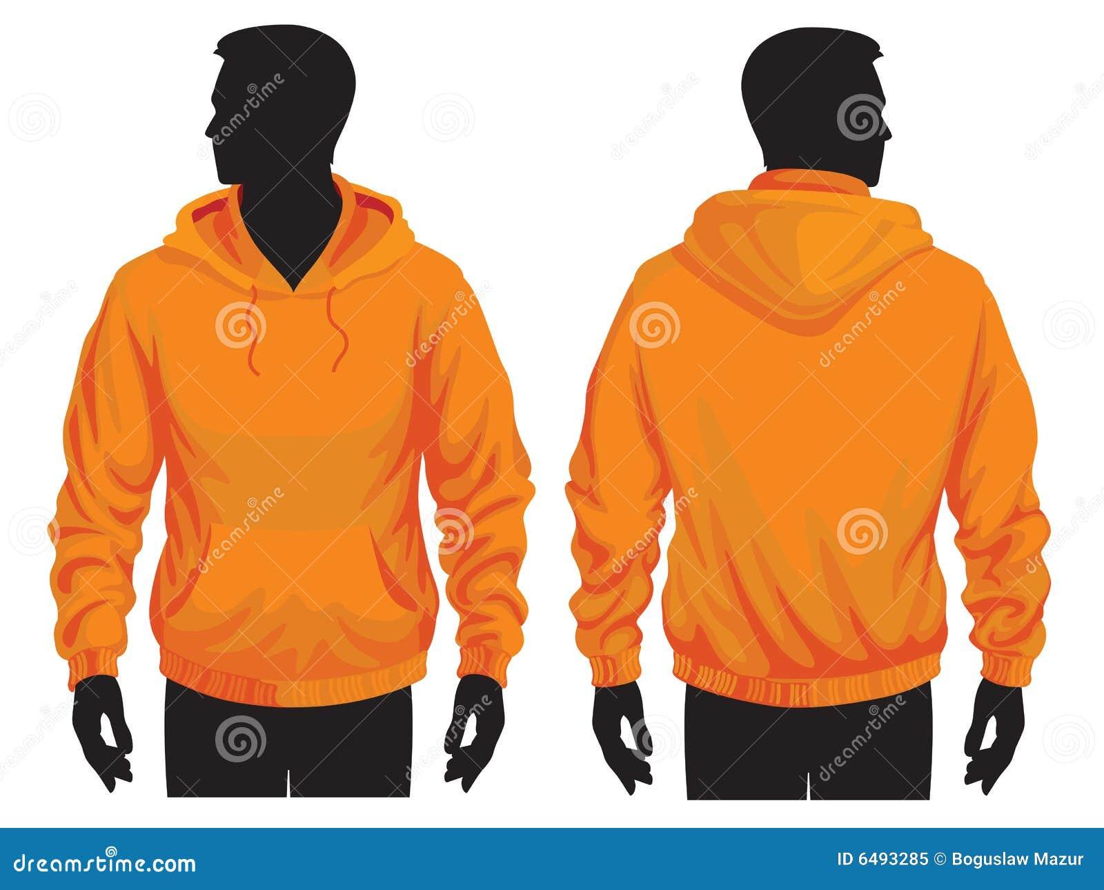 hoodie template